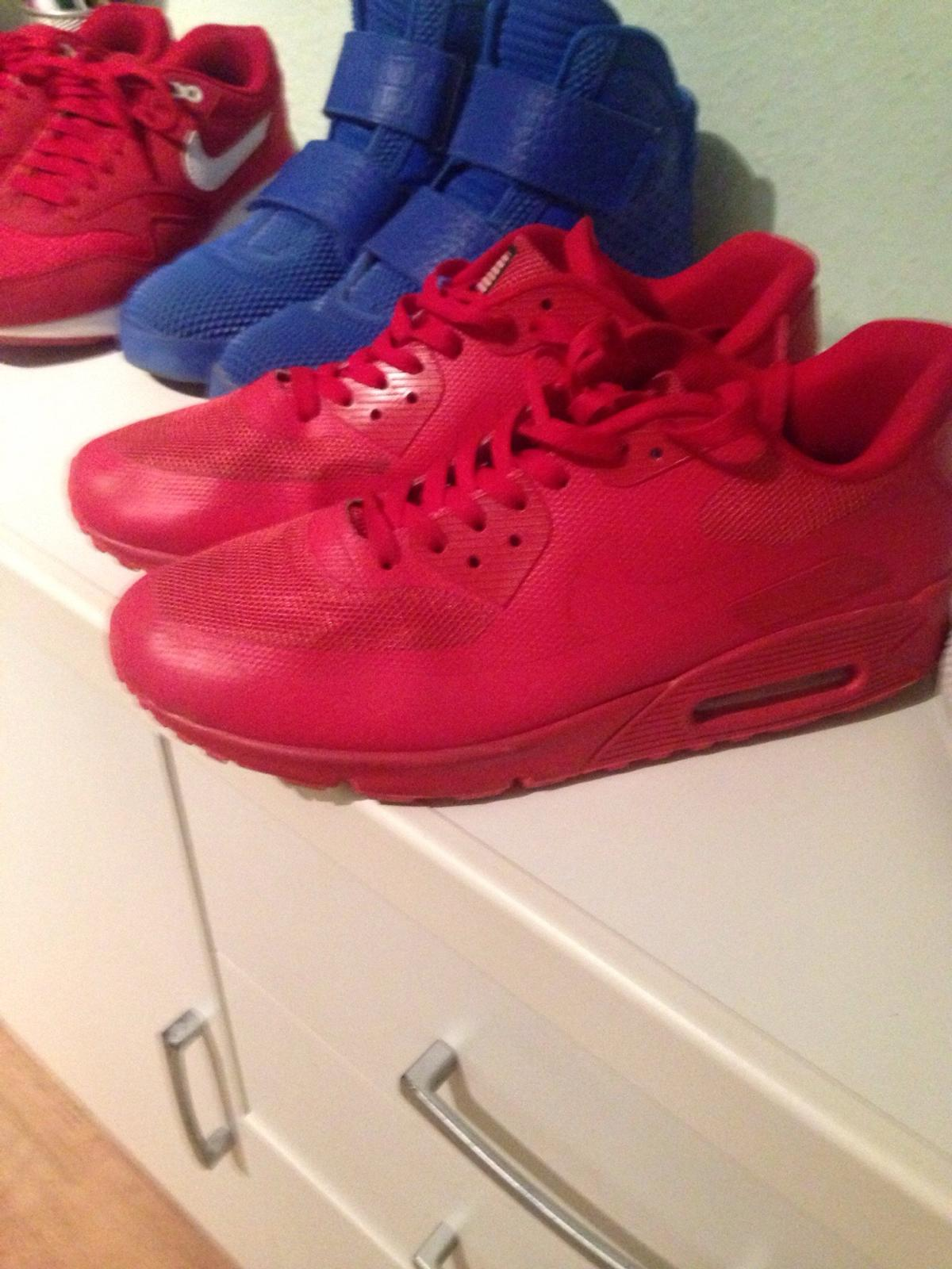 nike air independence day red