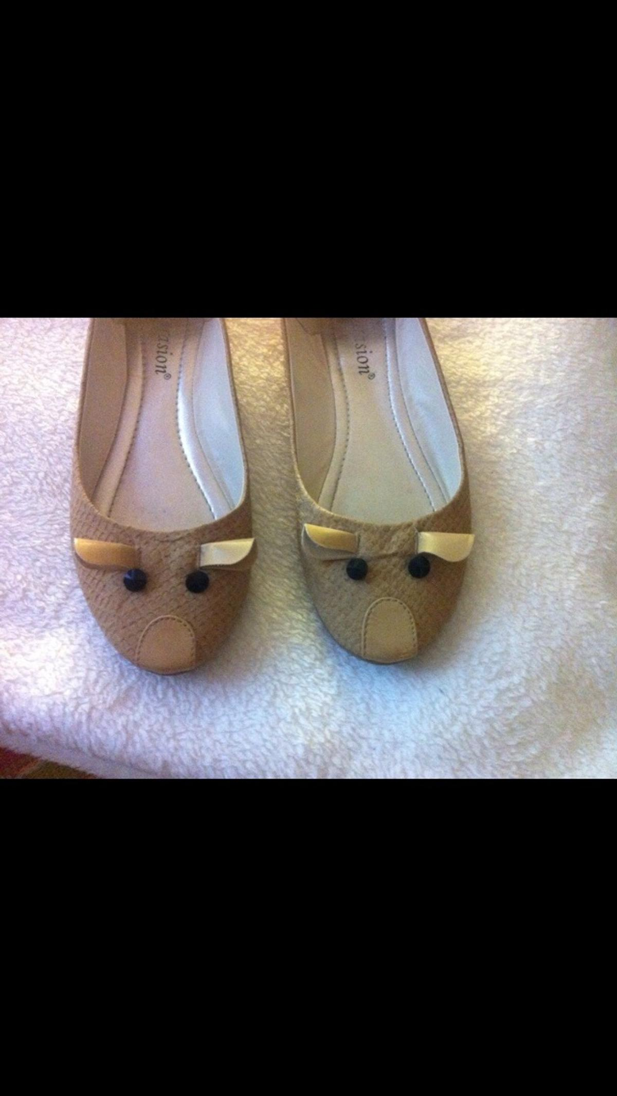 low priced dac69 92a3a Ballerinas Sommer Gr. 38 in 93455 Traitsching for €5.00 for ...
