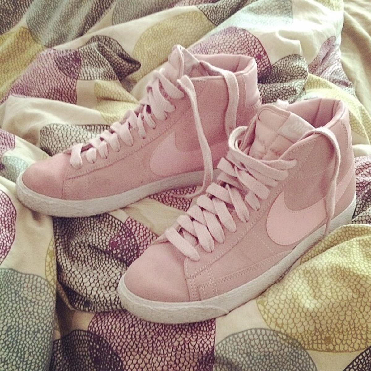 finest selection 3591d 30a40 Super coole pastell-rosa Nike Sneaker! in 06844 Dessau ...