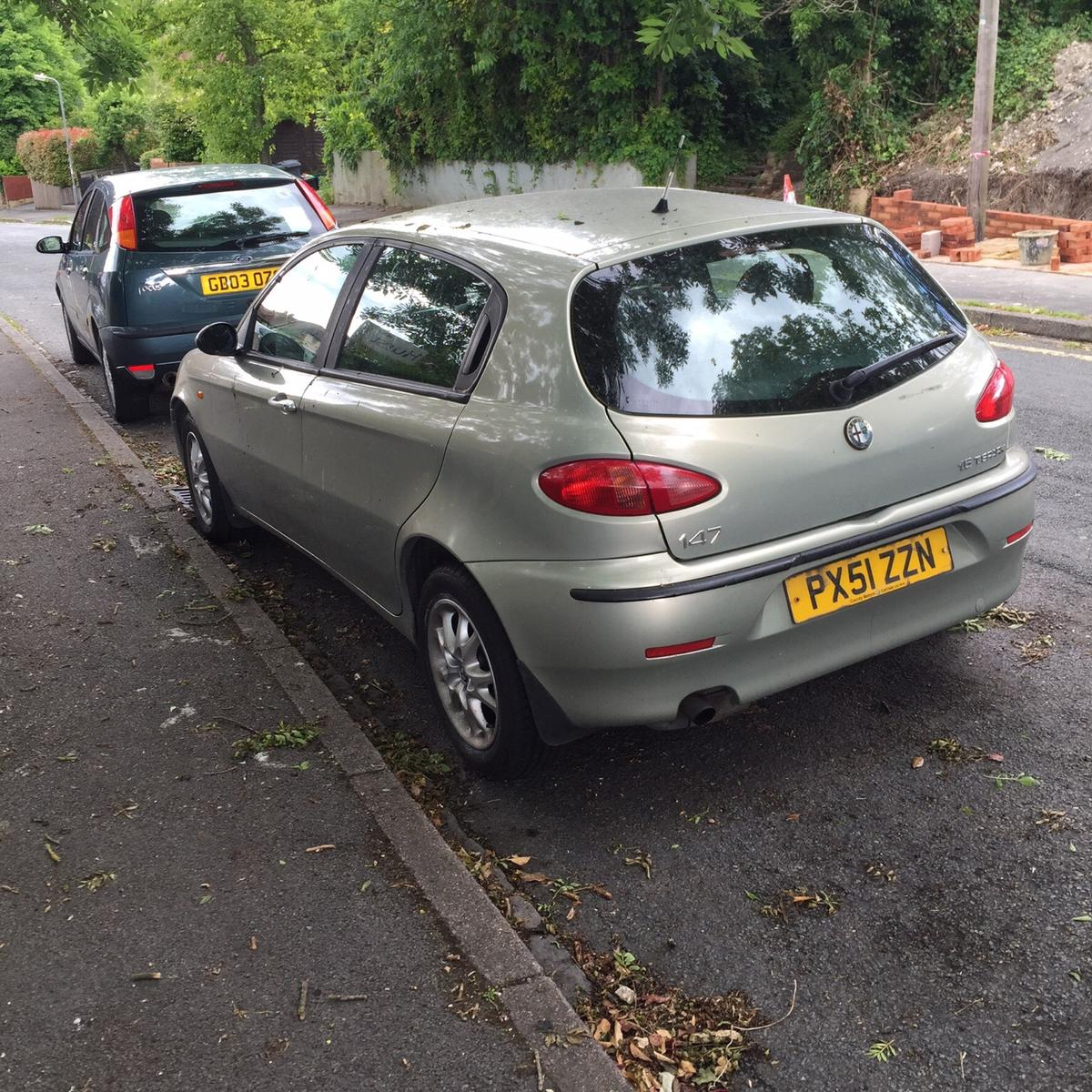 Alfa Romeo 147 51 plate manual in HP13 High Wycombe for ... on
