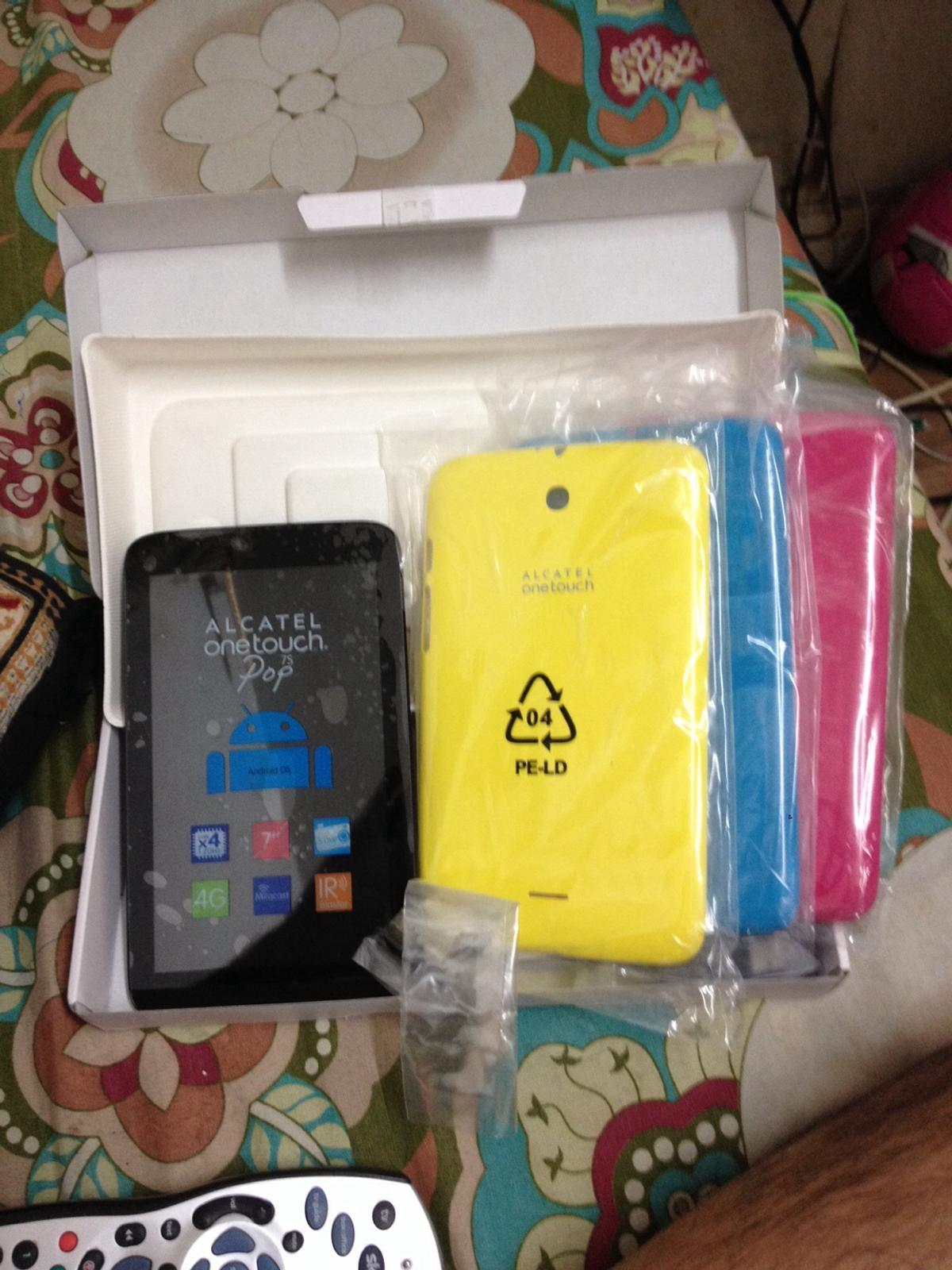Alcatel one touch pop7s tab & cellular