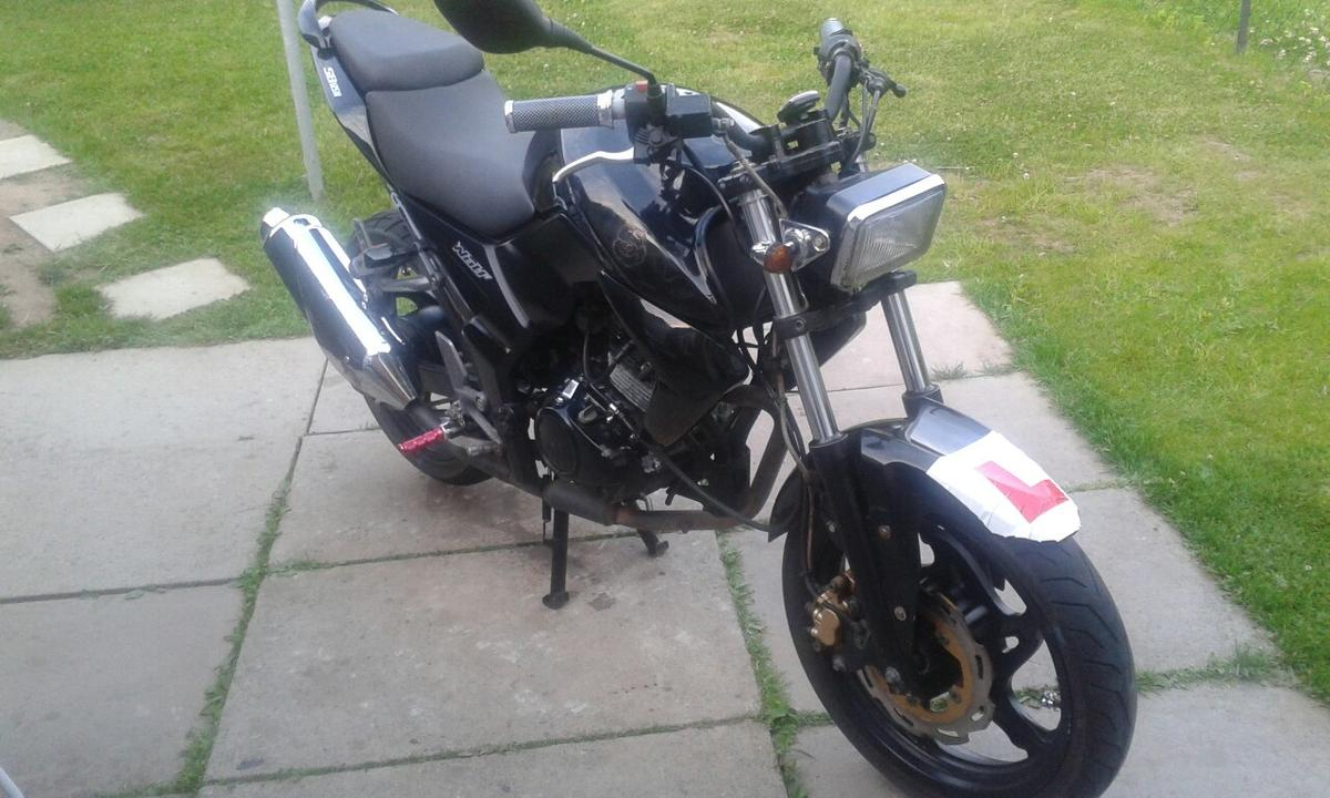 125cc sym wolf in SY5 Condover for £750 00 for sale - Shpock