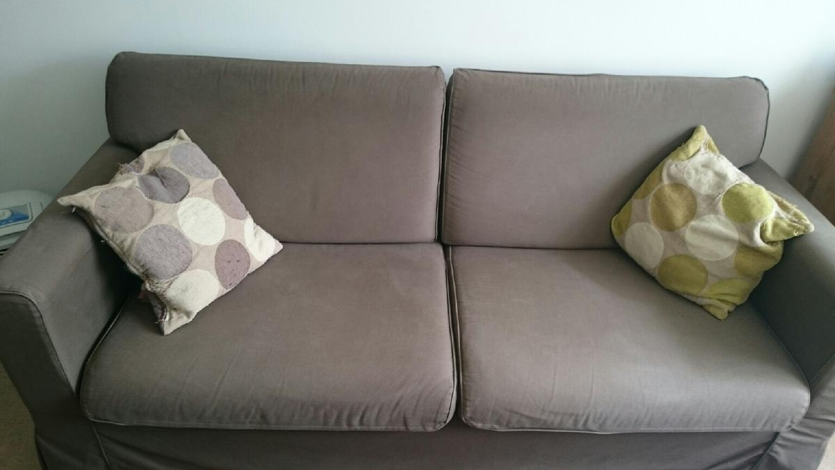 Excellent Ikea Sandby 3 Seat Sofa In Ha1 London For 40 00 For Sale Download Free Architecture Designs Parabritishbridgeorg