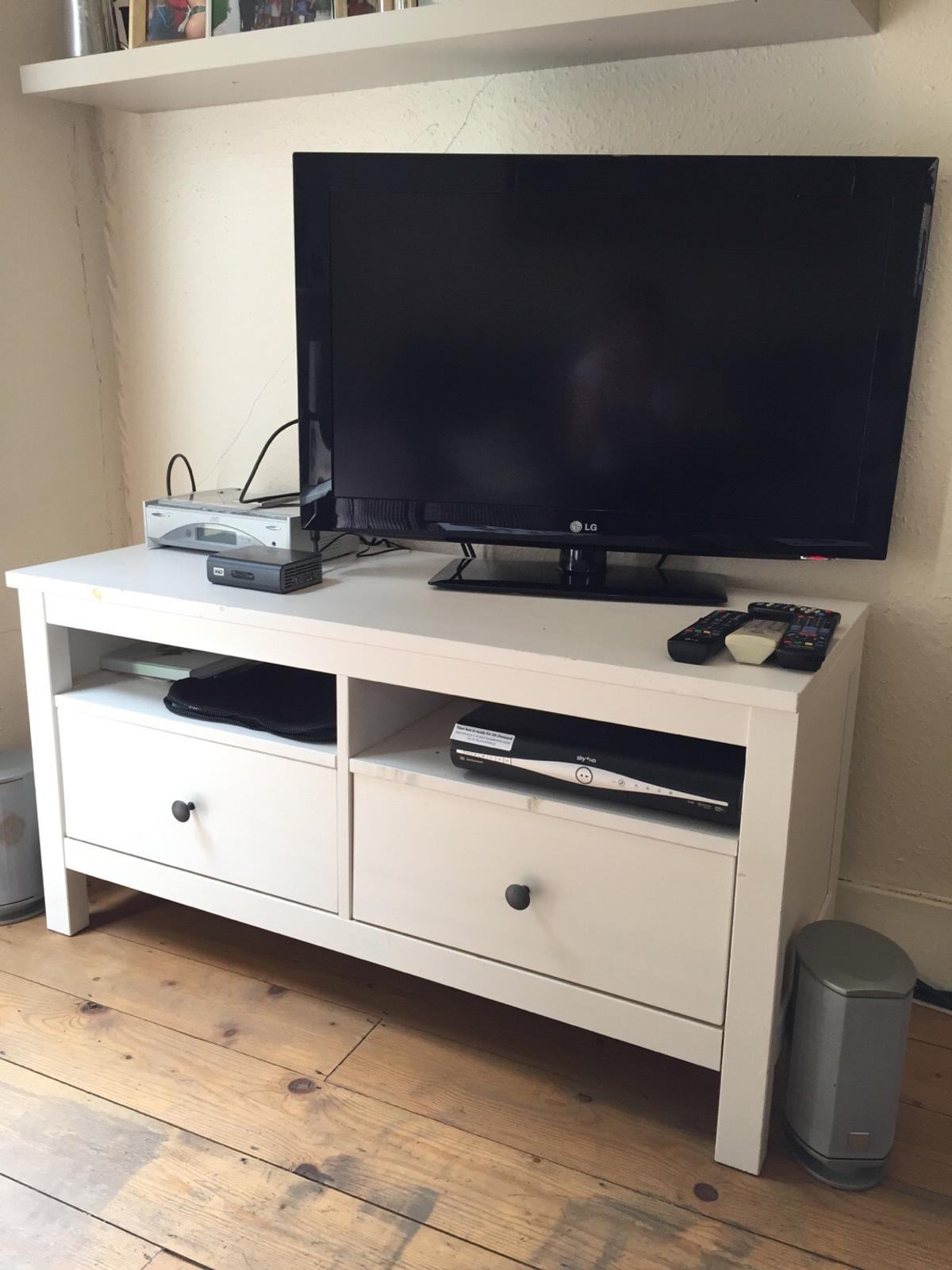 Ikea Hemnes Tv Stand Two Drawers Rrp 150 In Sw2 London Fur 50 00