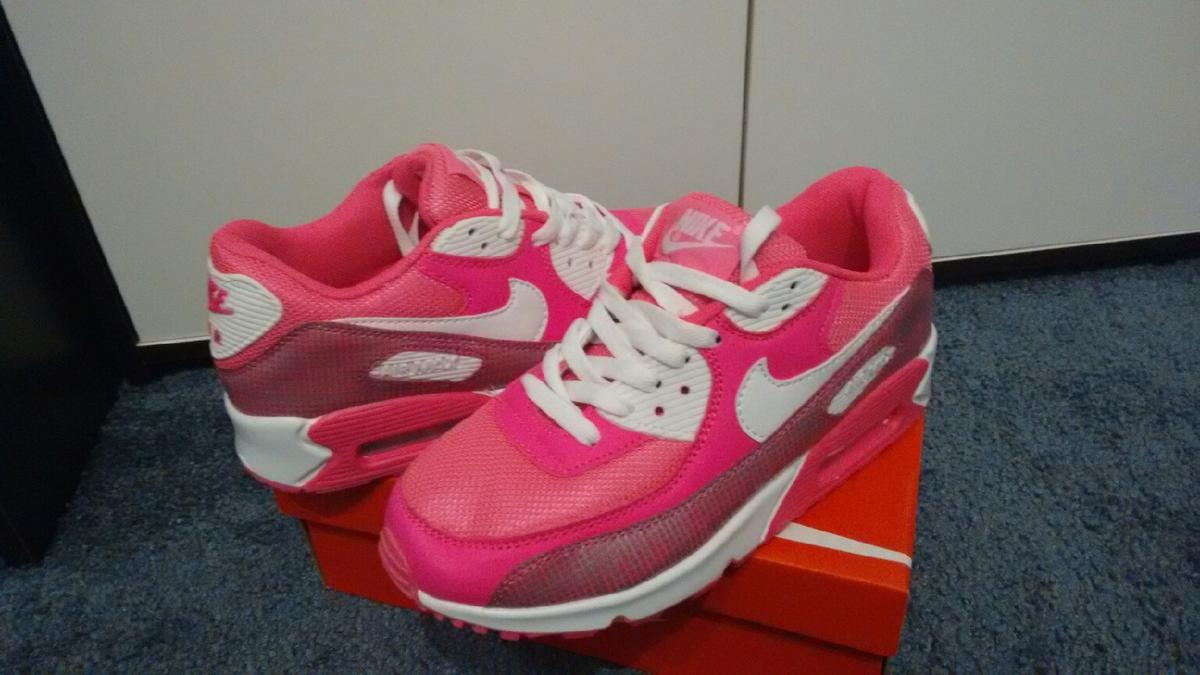 Nike Air Max 90 Jacquard Pinked Out And Blooming