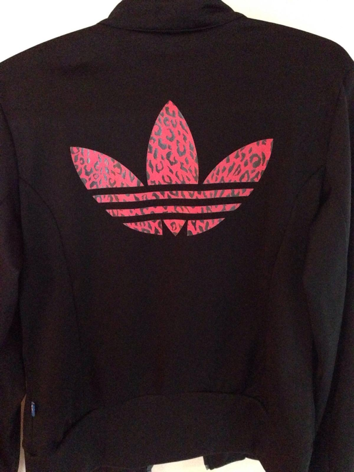 Adidas Jacke Leo Muster in 28325 Bremen for €40.00 for sale