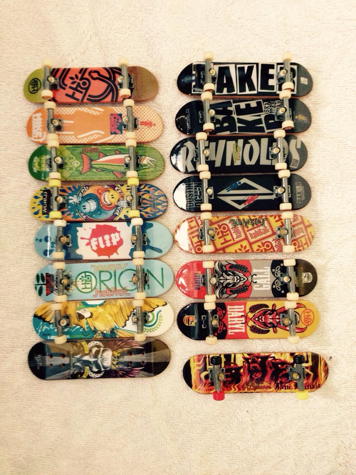 Tech Deck Carry Case W 16 Boards In Ss4 Rochford For 1000 For