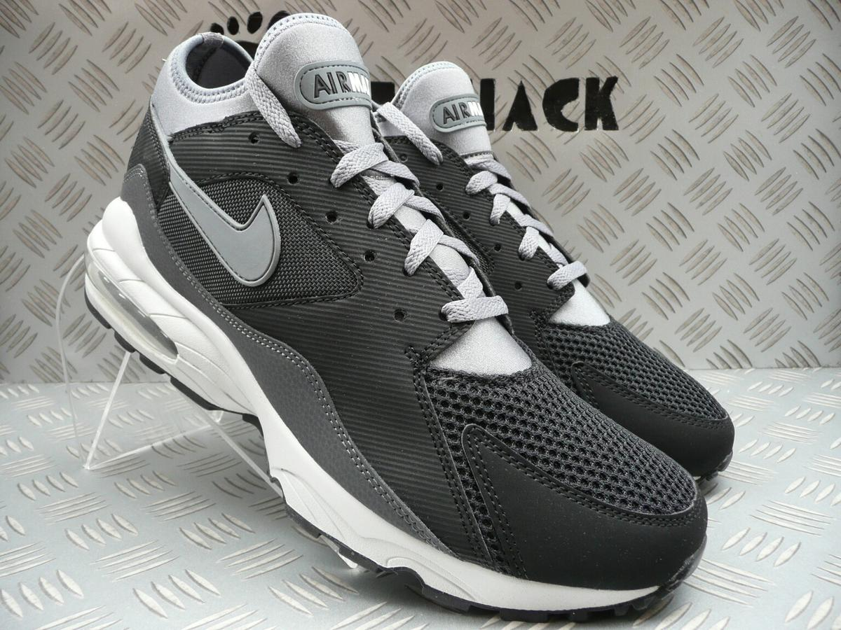 f32d882d16 Nike Air Max 93 Mens Black/Grey Size 10 UK in London for £75.00 for ...