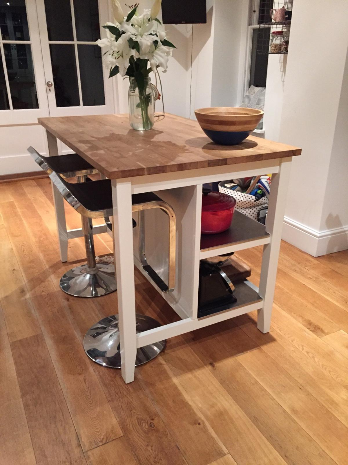 Picture of: Freestanding Ikea Kitchen Island In Ba14 Bradford On Avon For 50 00 For Sale Shpock