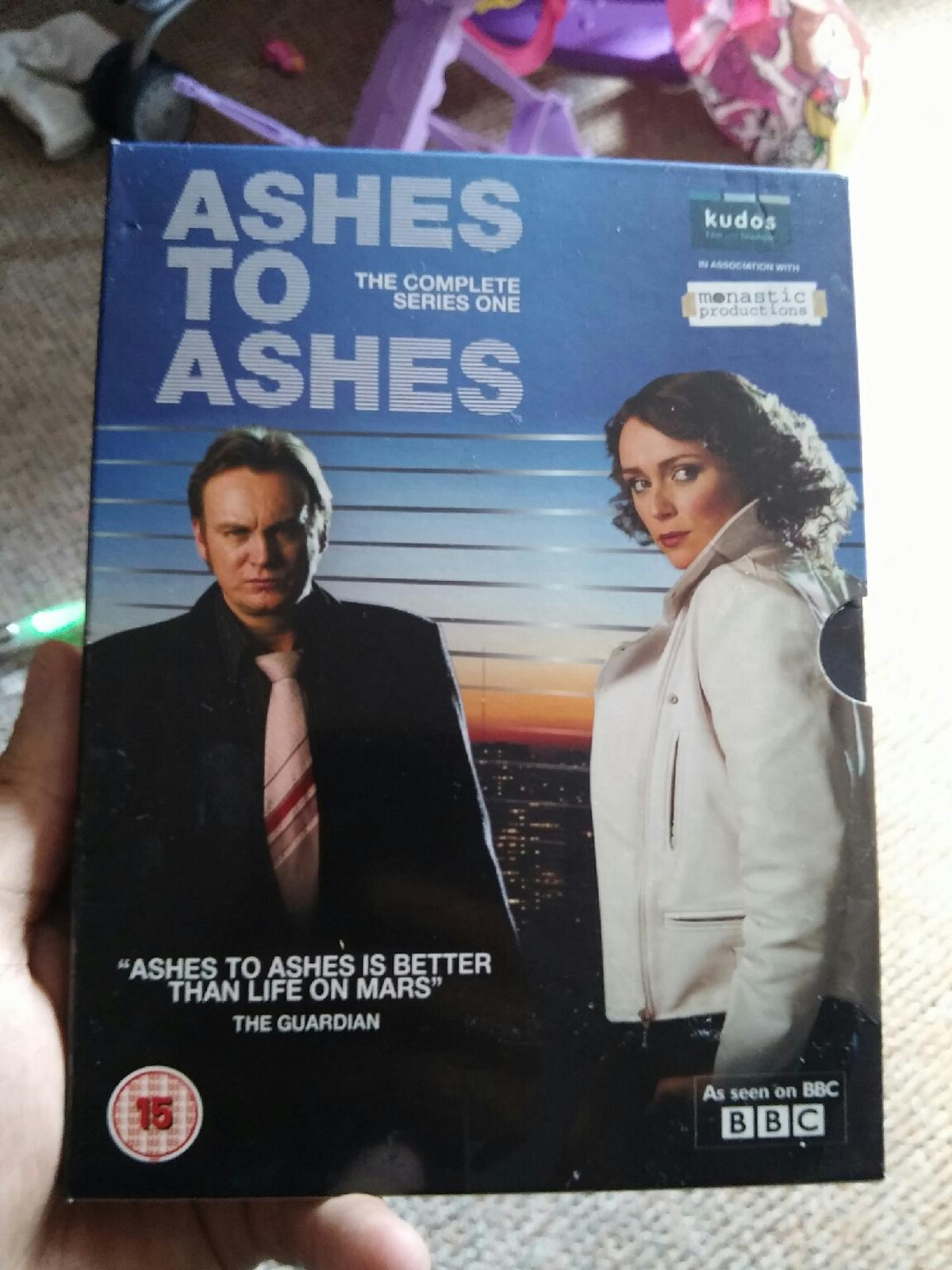 Ashes to Ashes Box Set Series 1 & 2