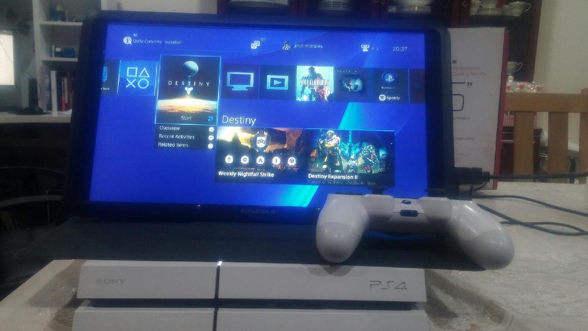 Gaems M155 Gaming monitor, for PS4, Xbox One