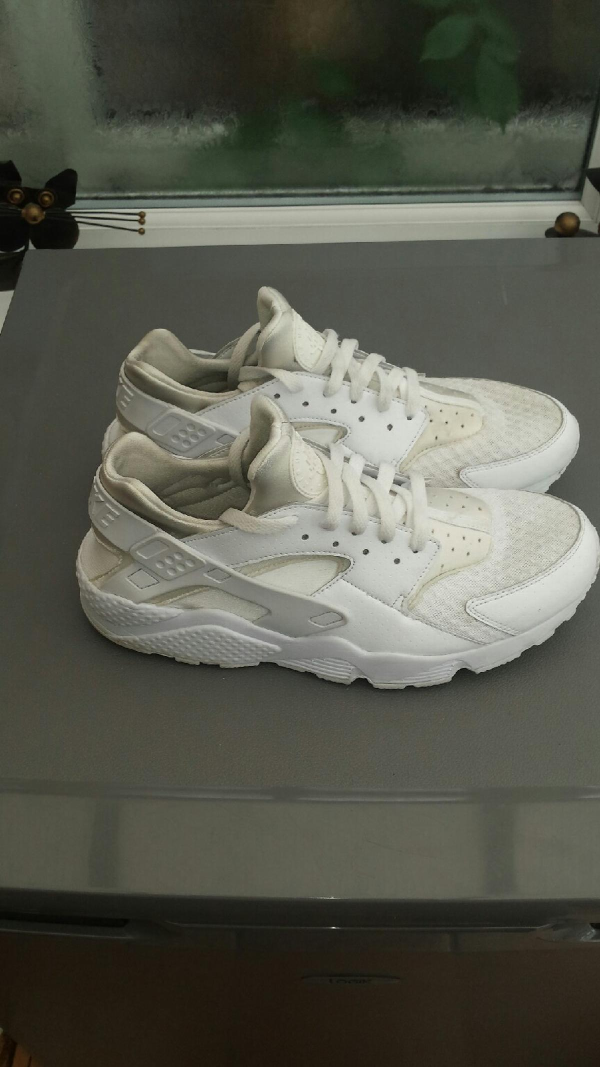 145a78ddefd4 Nike Air Huarache White Platinum in LU2 Luton for £60.00 for sale ...
