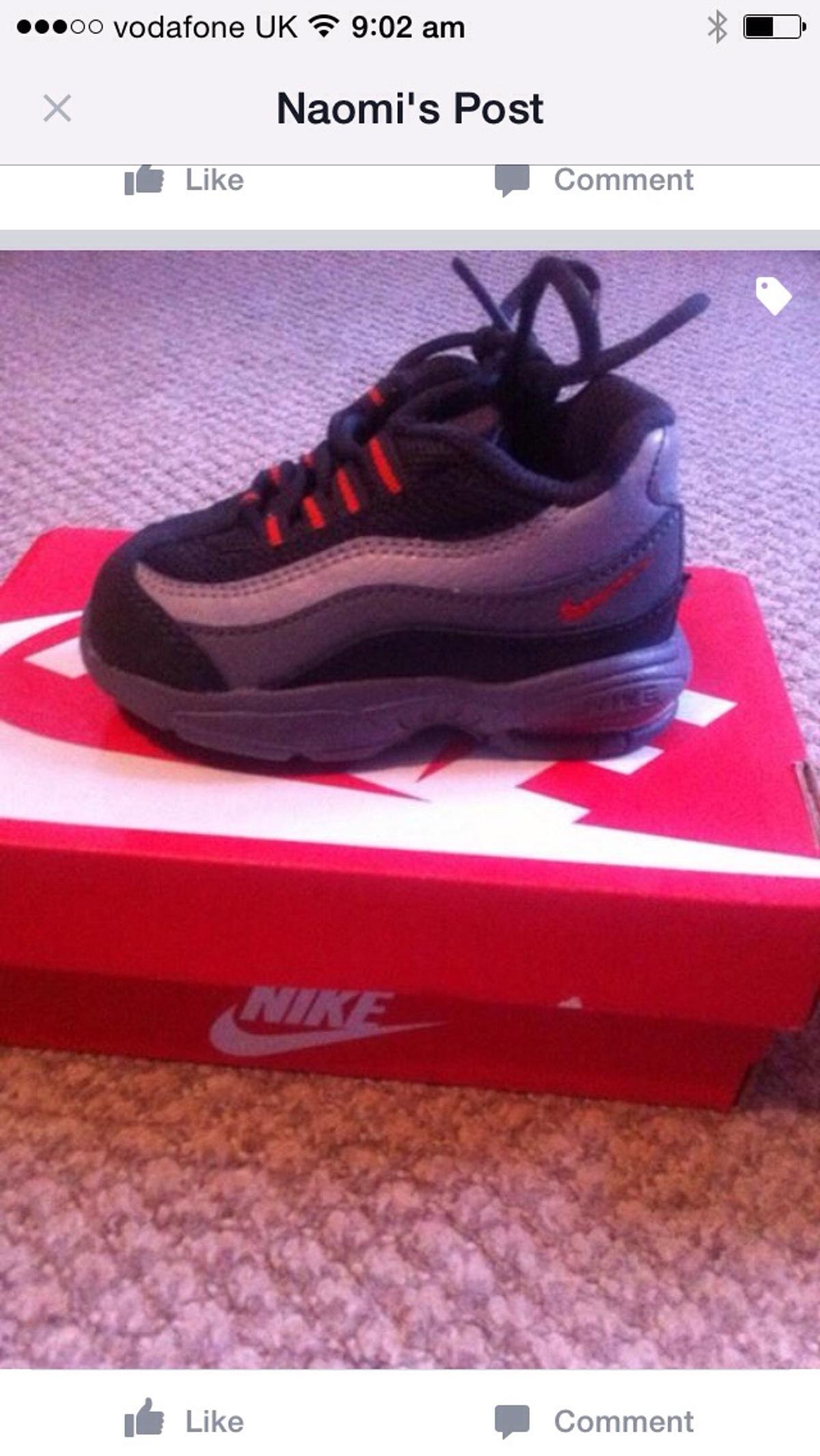 c948c12ea7 infants size 3.5 Nike 110 trainers in WV14 Wolverhampton for £10.00 ...