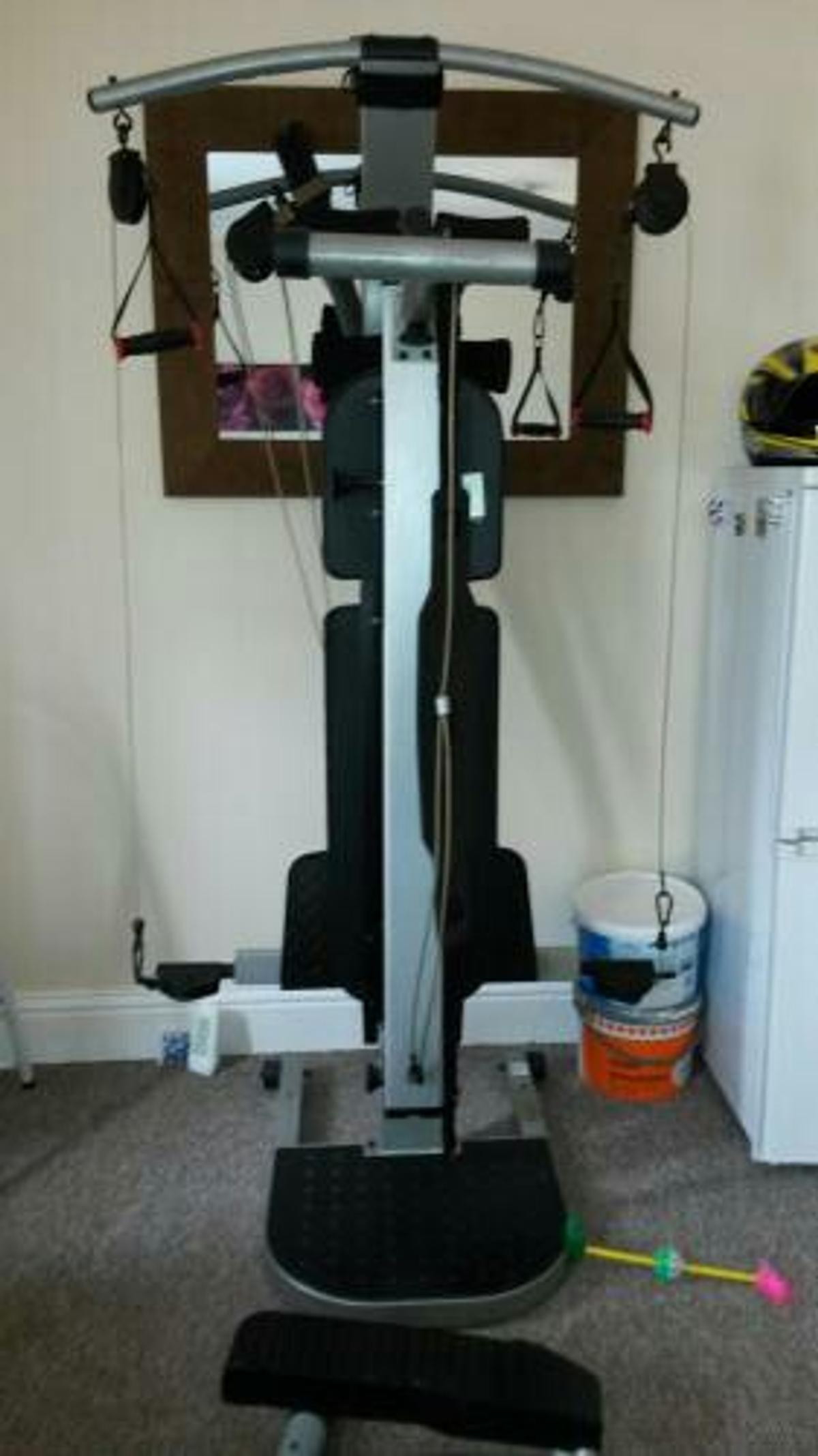 Weider cross bow legend multi gym in bn eastbourne for £