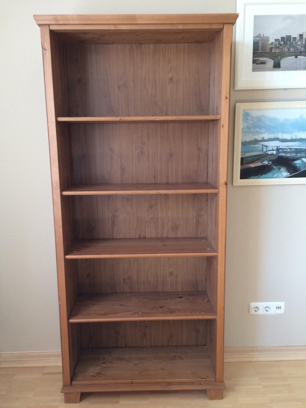 ikea regal holz braun