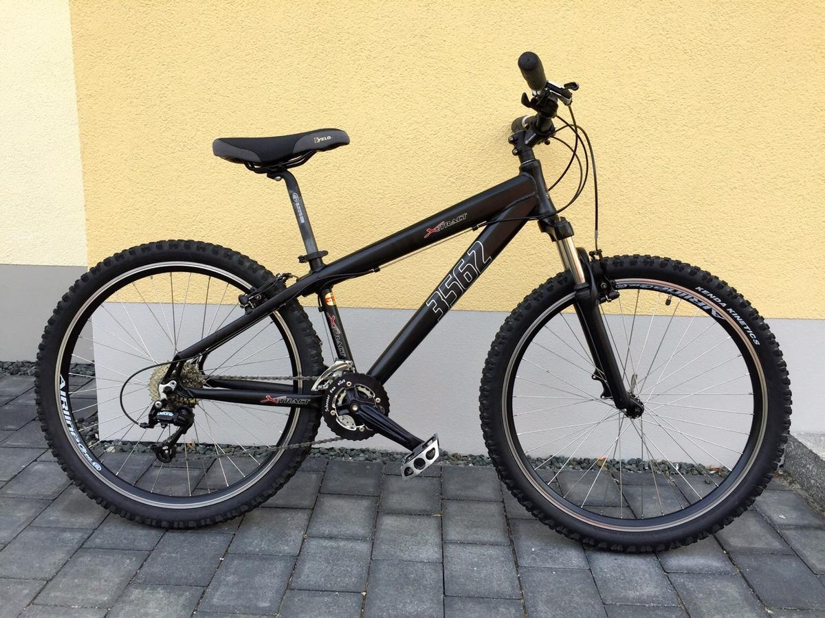 Mountainbike Dirtbike 26 Zoll X Tract 3562 In 91301 Forchheim For 220 00 For Sale Shpock