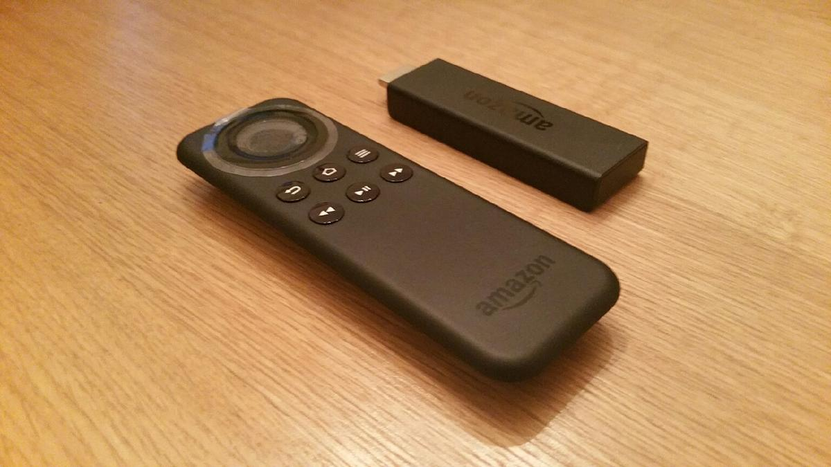 Amazon Fire TV Stick with Kodi Custom Build in WS11 Chase