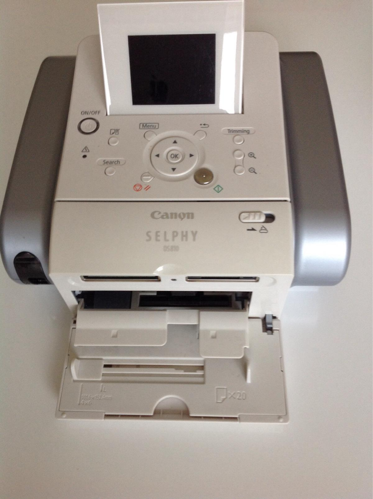 CANON SELPHY DS810 PRINTER DRIVER (2019)