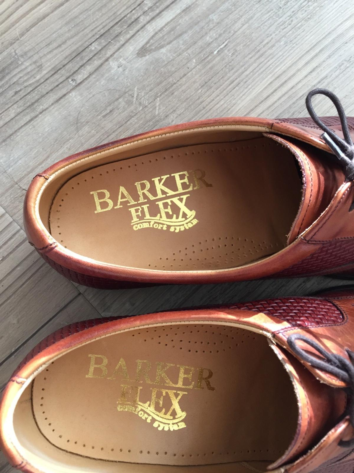 aa0e41b5 barker flex system shoes 10G in MK43 Wootton for £79.00 for sale ...