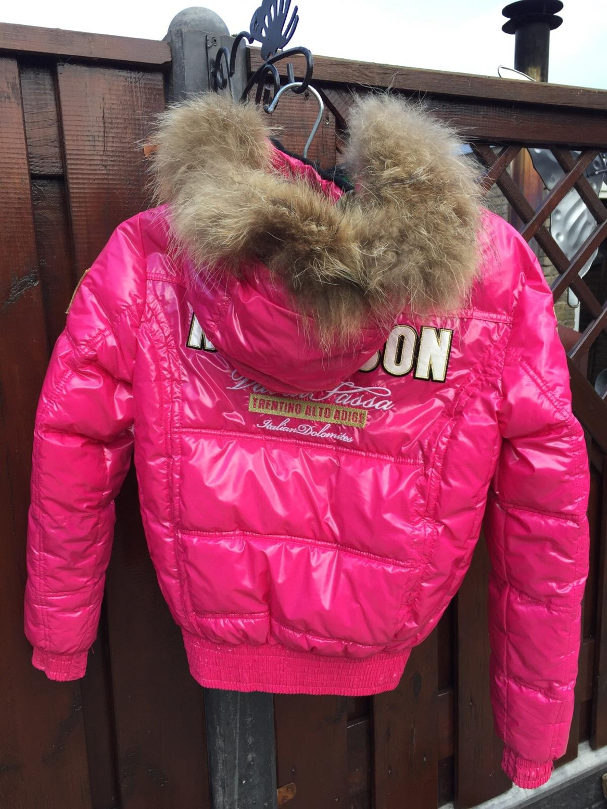 nickelson pink jacke in 6831 AB Arnhem for €145.00 for sale