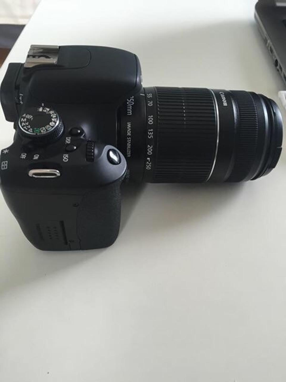 Camera Canon 600D in IG7 London for £320 00 for sale - Shpock