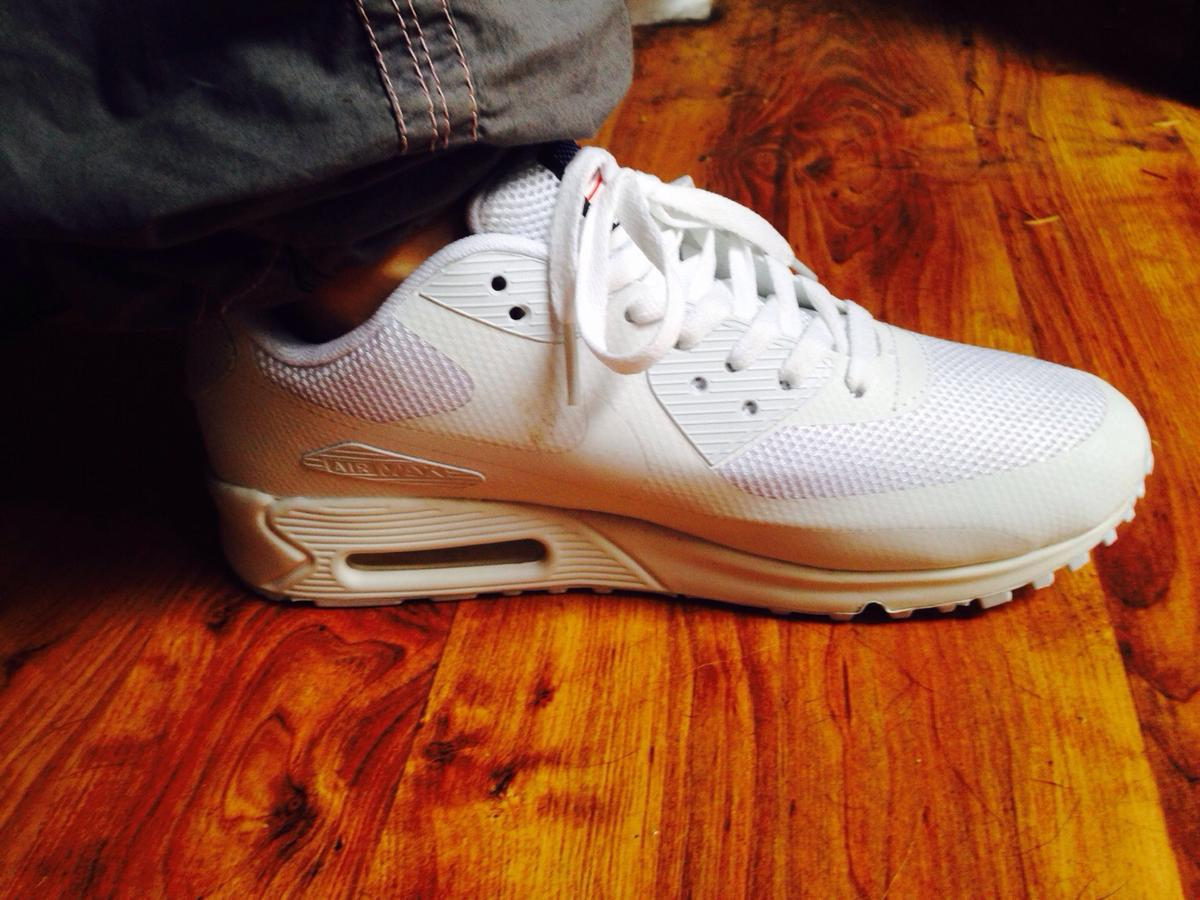 Nike Independence Hyperfuse Air Max 90 Gr. 38