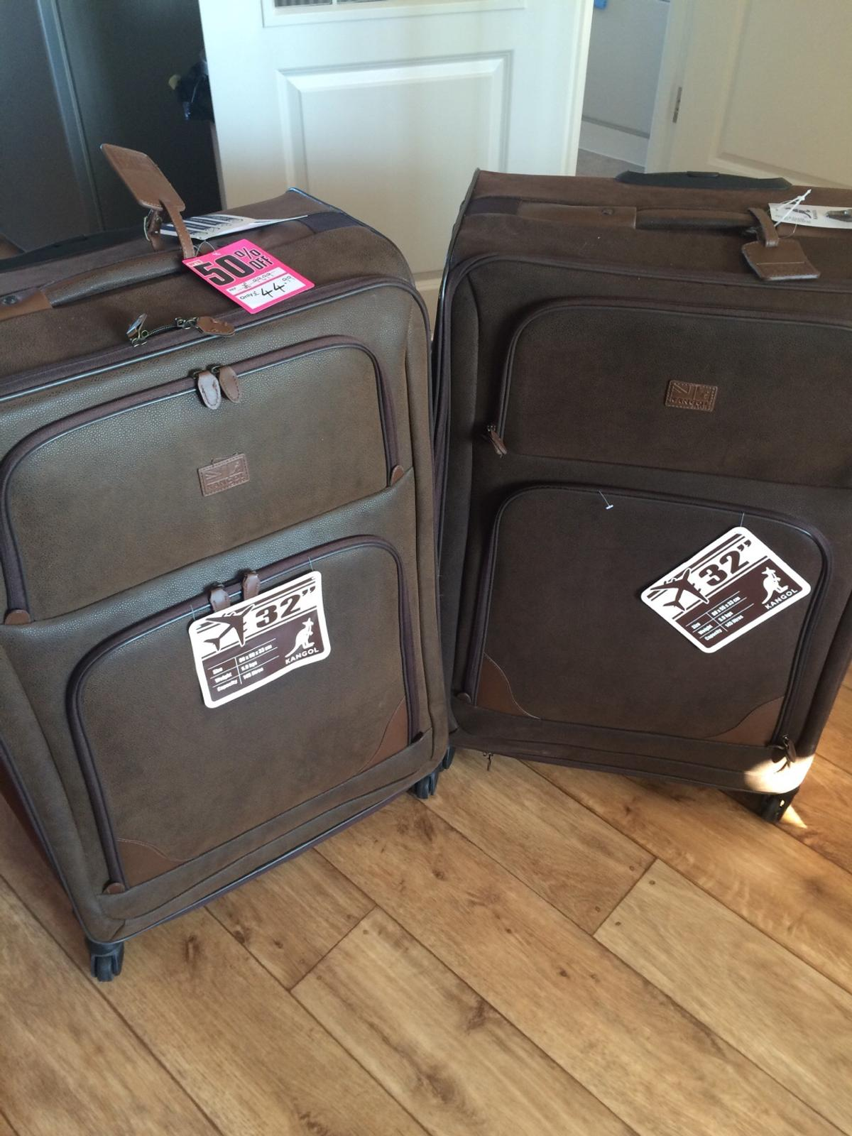 ae052c4c41 Large Kangol Suitcase Pair BNWT in SO50 Eastleigh for £50.00 for ...