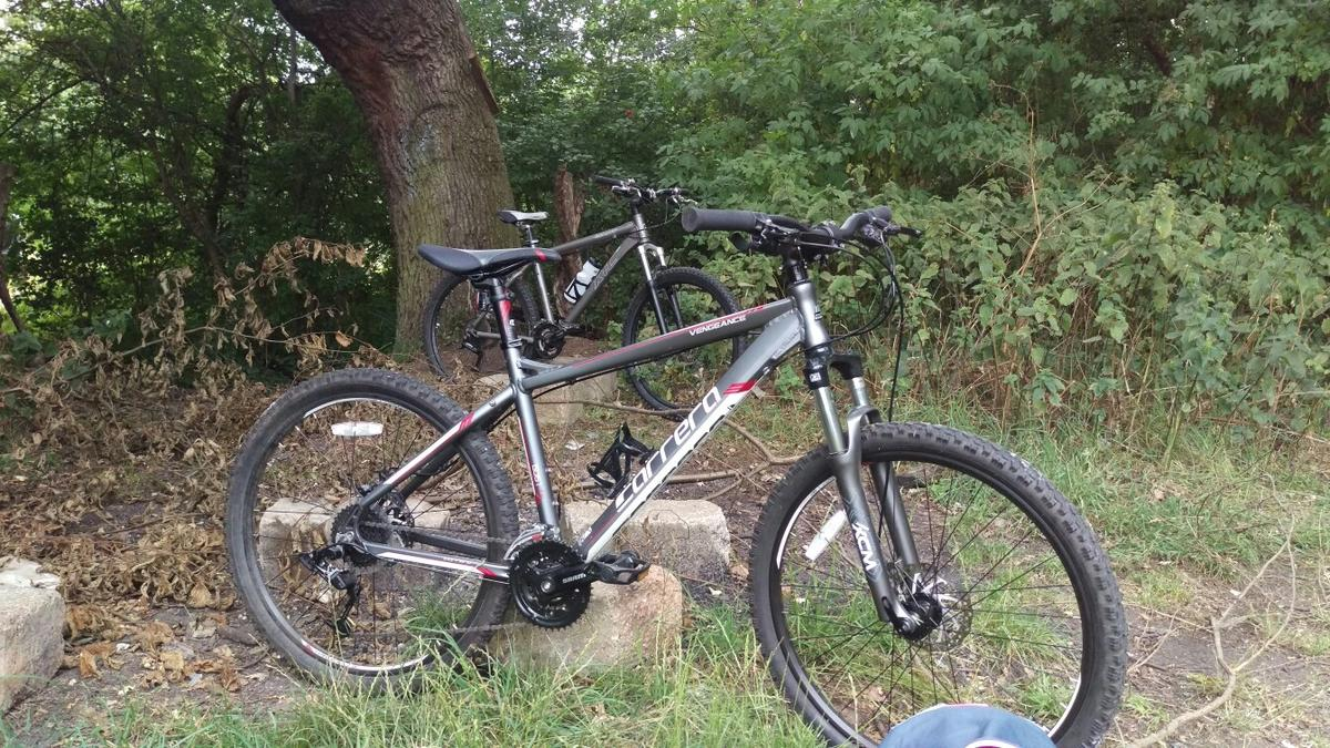 b9d0ac37333 Carrera vengeance mountain bike in Harlow for £180.00 for sale - Shpock