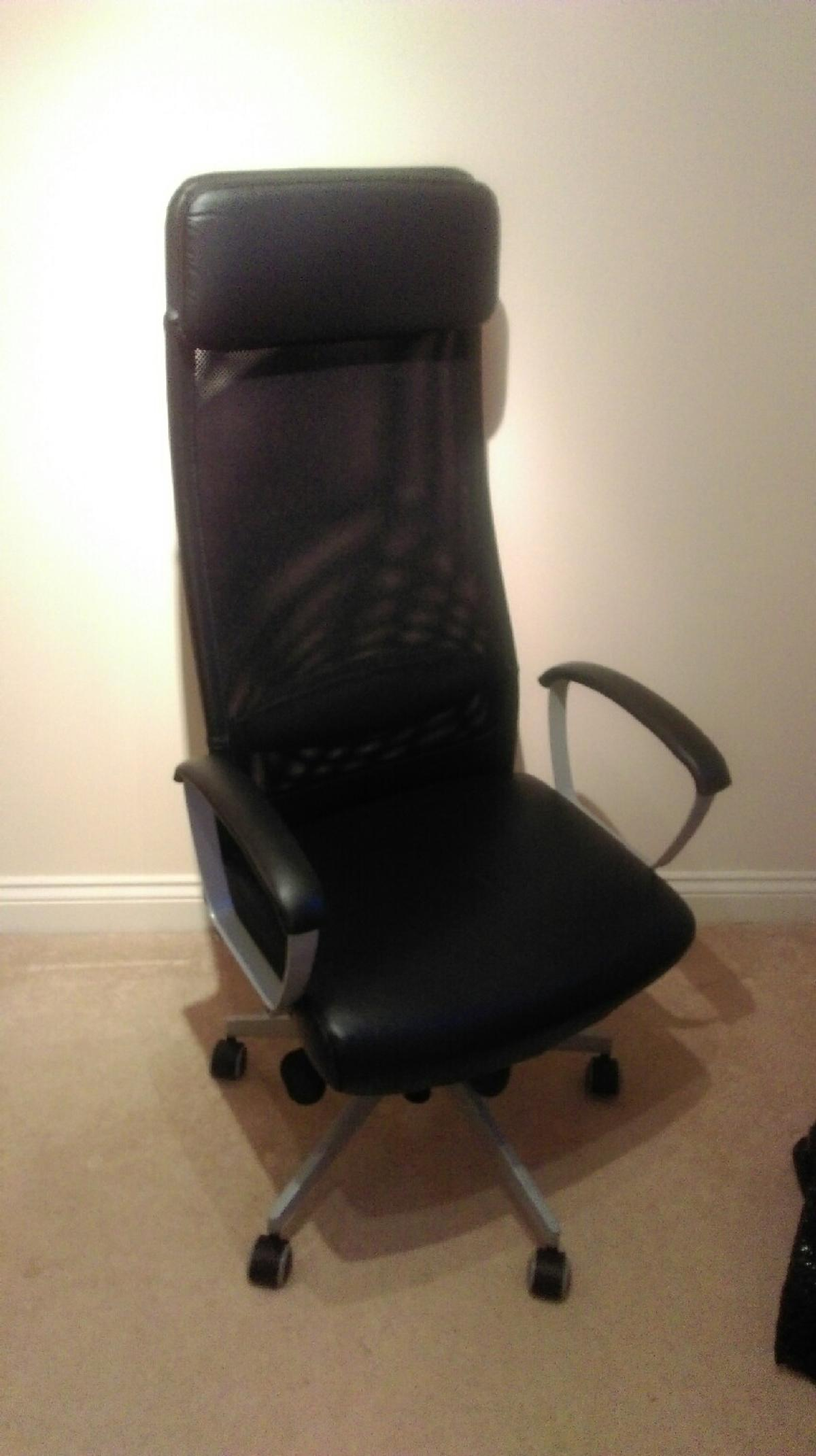 Ikea Markus Office Chair In Rh1 Banstead For 7500 For Sale Shpock