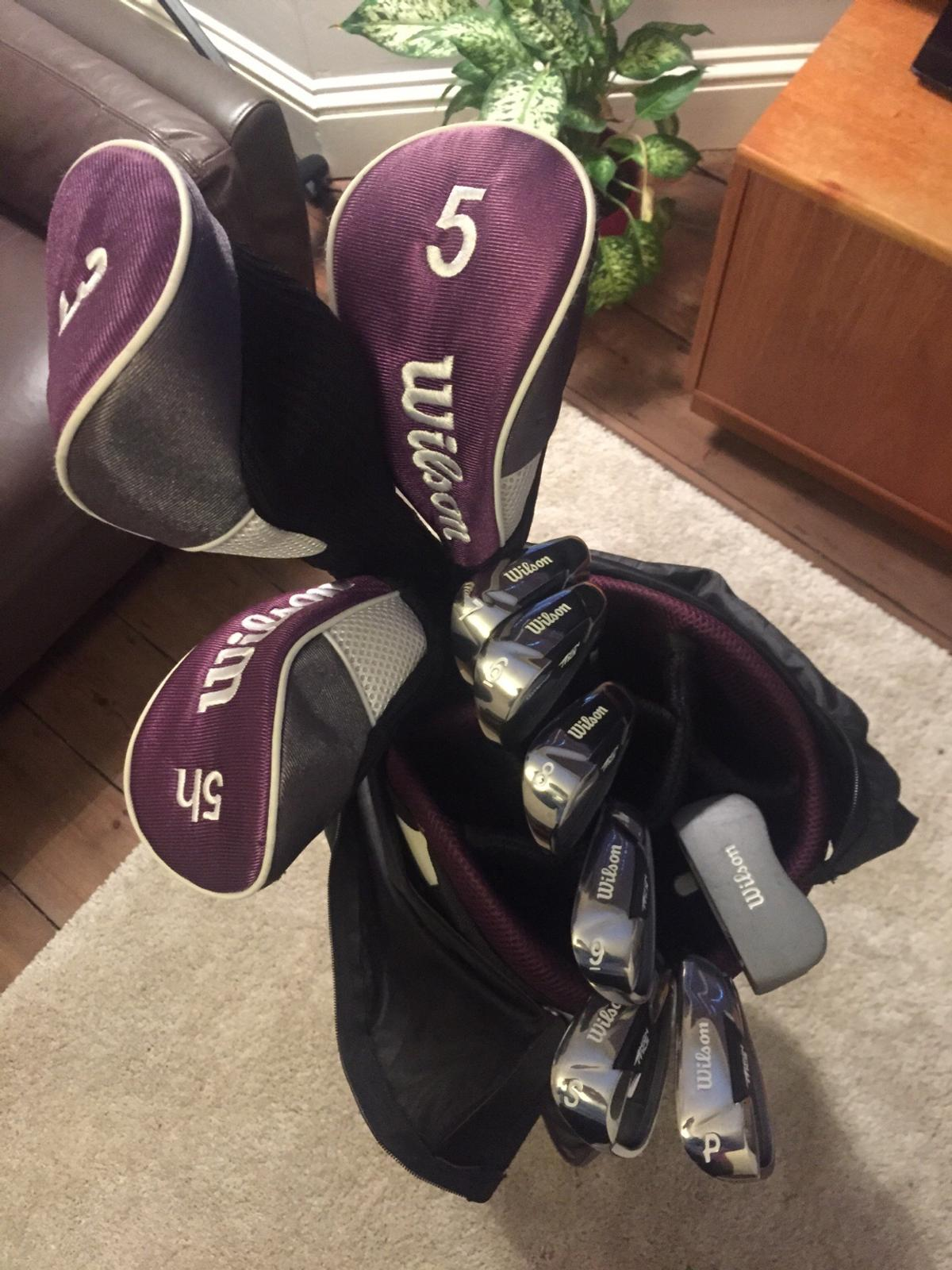 Used Ladies Golf Clubs >> Ladies Wilson Firestick Golf Clubs In E15 London For 160 00
