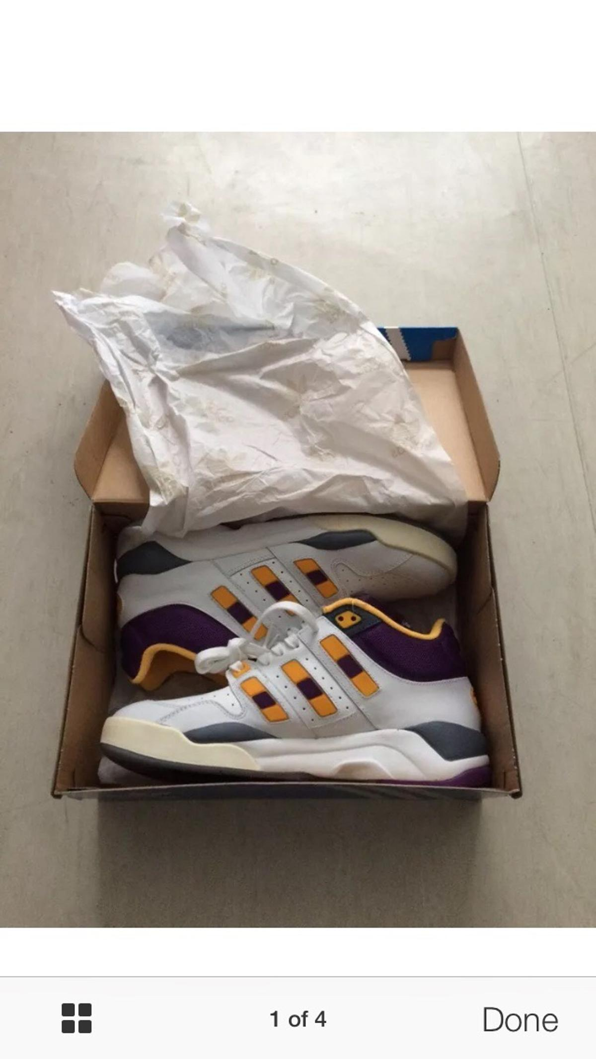 adidas torsion court strategy uk size 10 in CR7 London for £40 00