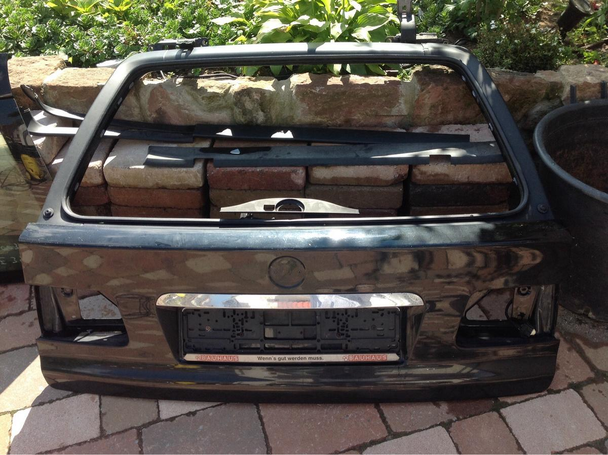 Bmw E39 Touring Heckklappe Mit Glas In 67630 Neewiller Pres Lauterbourg For 250 00 For Sale Shpock