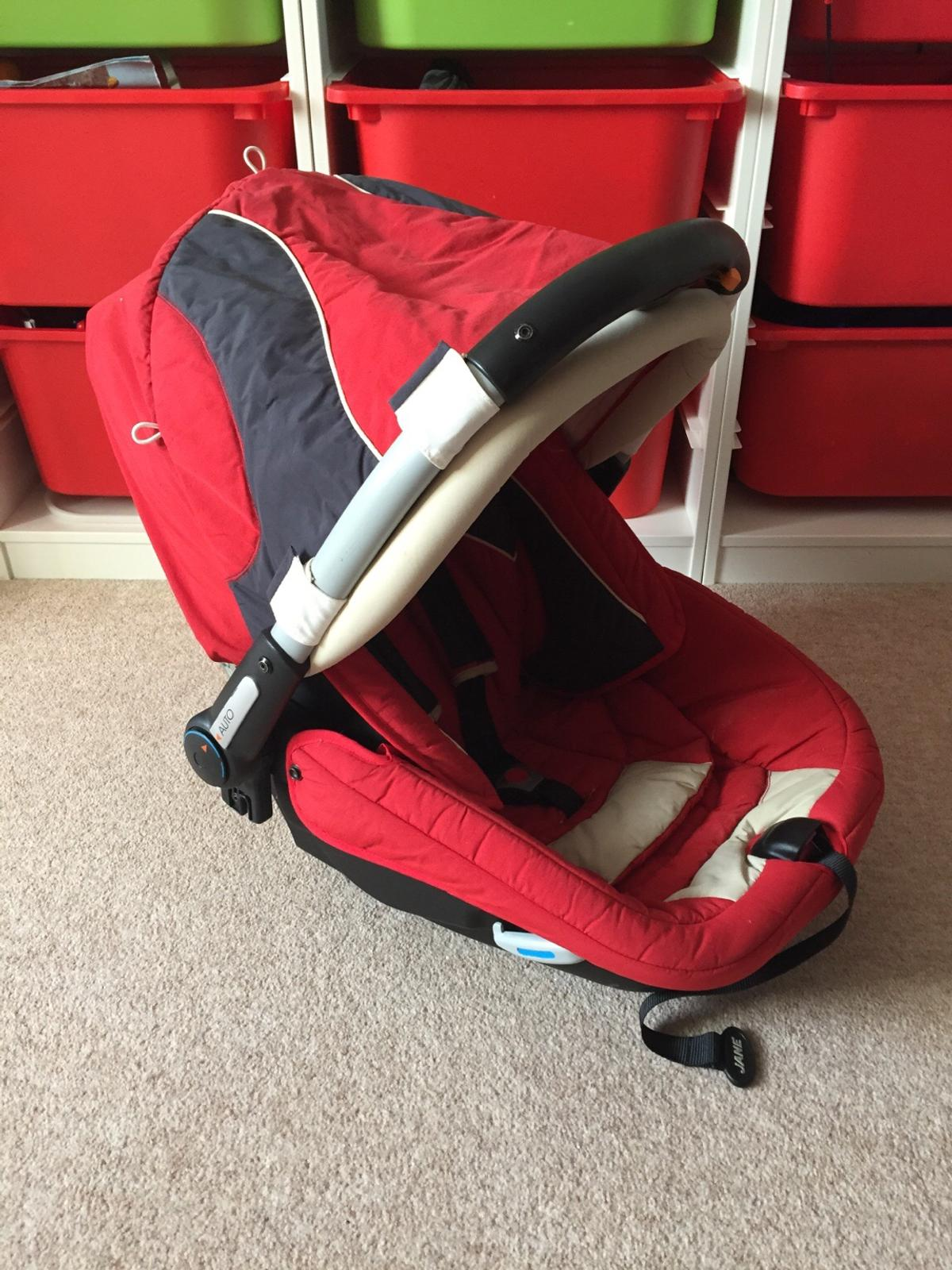 Jané slalom matrix light travel systems pushchairs madeformums.