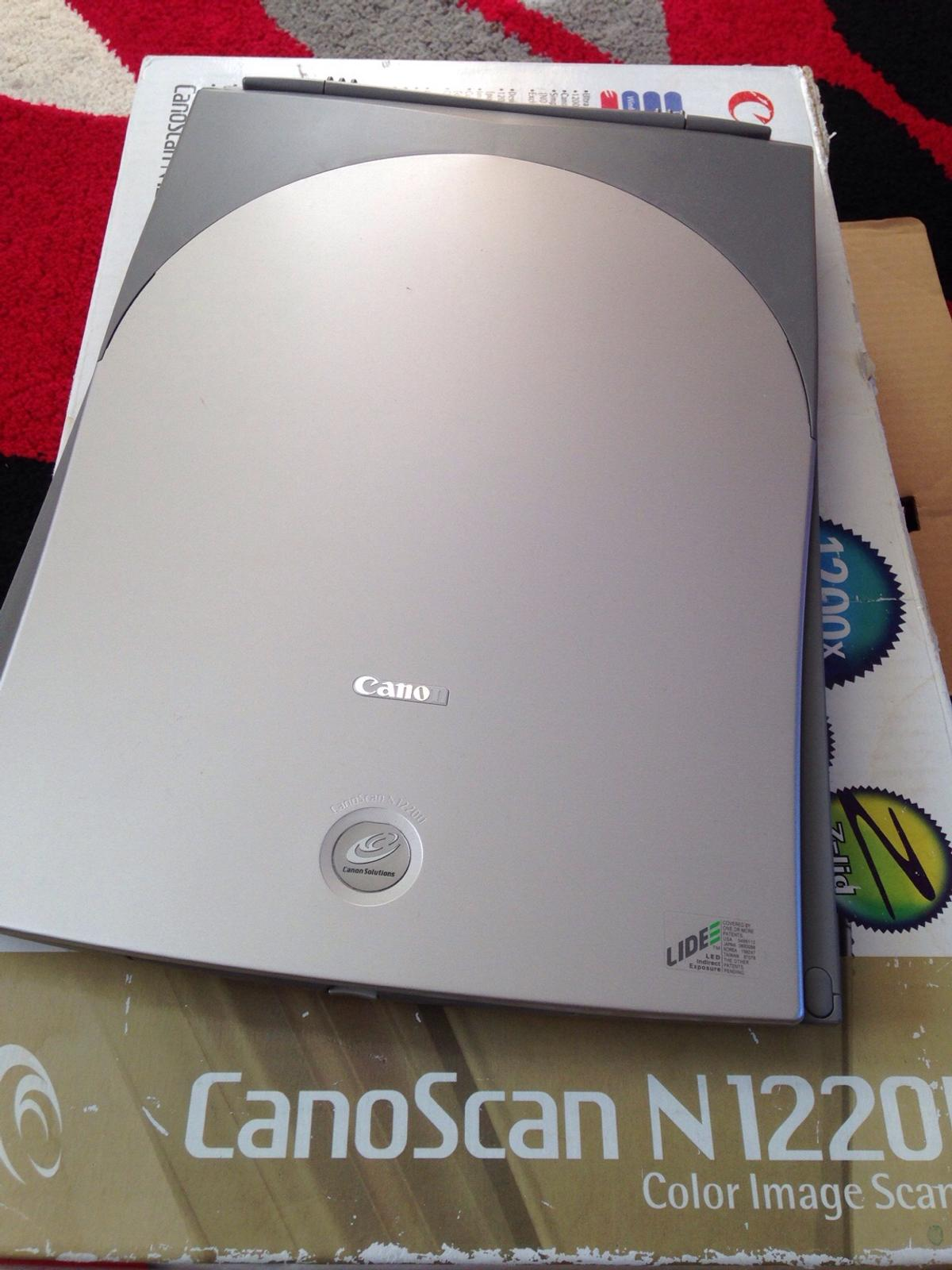 CANONSCAN 1220U DRIVERS FOR WINDOWS 7