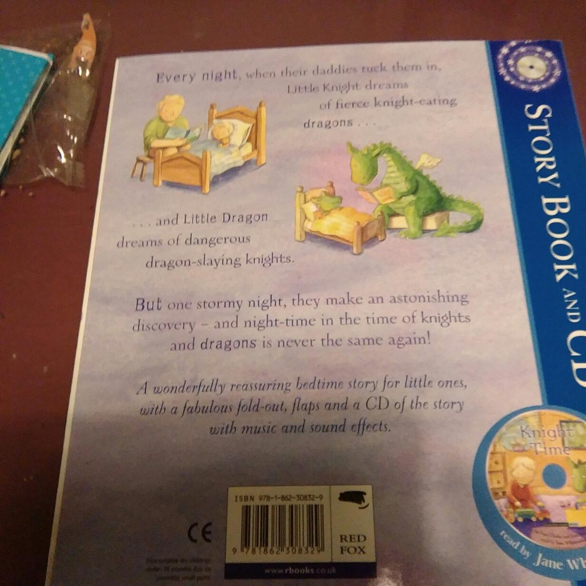 Story Book and CD in E5 London for £1 00 for sale - Shpock