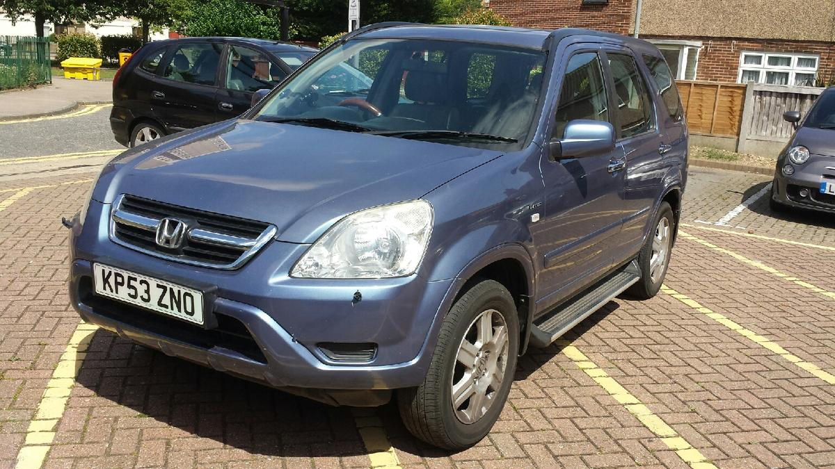 HONDA CR-V AUTOMATIC TRANSMISSION in RM1 London for