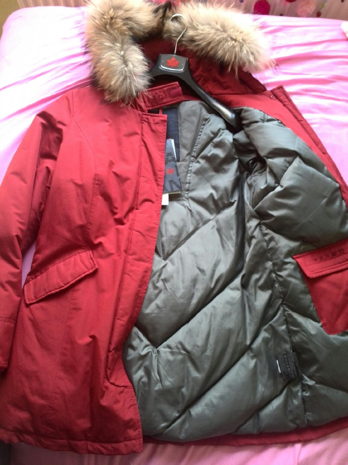brand new 922ca 783c8 Canadian Classic Fundy Bay Parka Rot in 31139 Hildesheim for ...