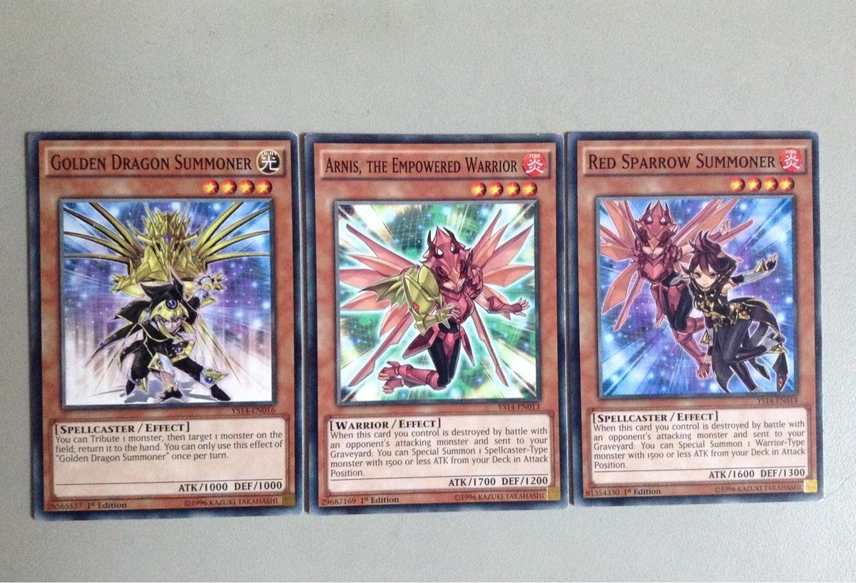 Yugioh Summoner Deck 1st Edition New And MINT