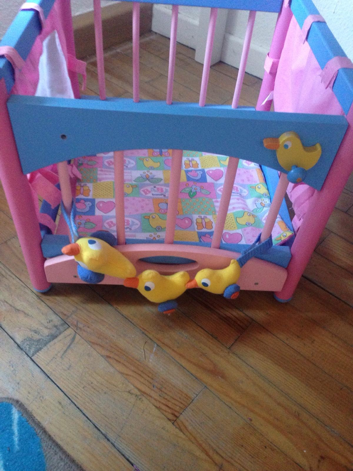 Baby Born Laufstall in 66606 Sankt Wendel for €15.00 for sale - Shpock