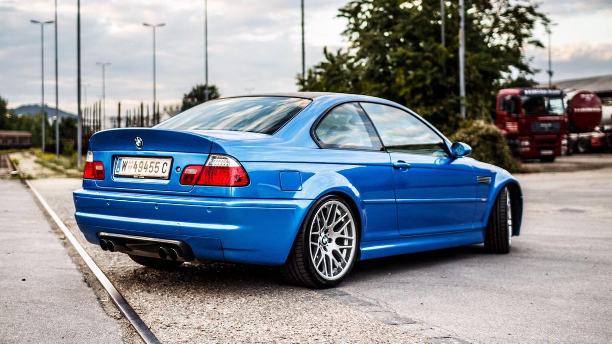 bmw m3 e46 csl smg vollausstattung in 1230 wien for. Black Bedroom Furniture Sets. Home Design Ideas