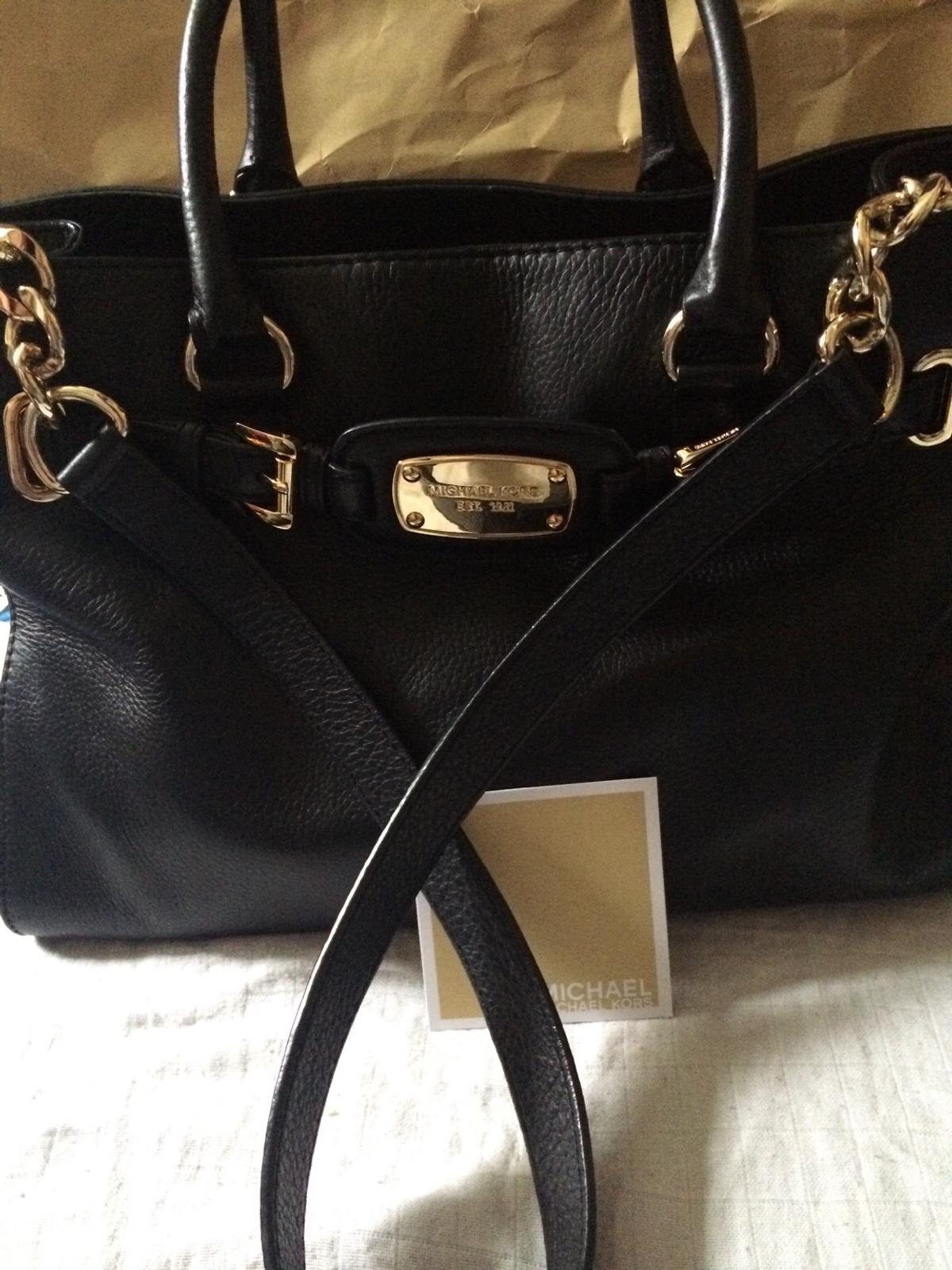 Original Michael Kors Tasche 'Hamilton' in 81243 München for