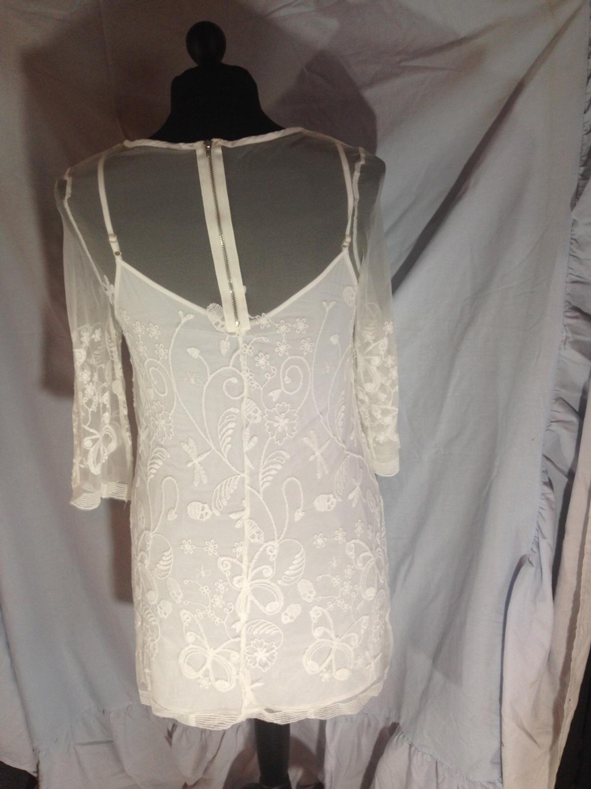 f0b03228a0ac Blogger Style H&M Skull & dragonfly dress in London for £20.00 for ...