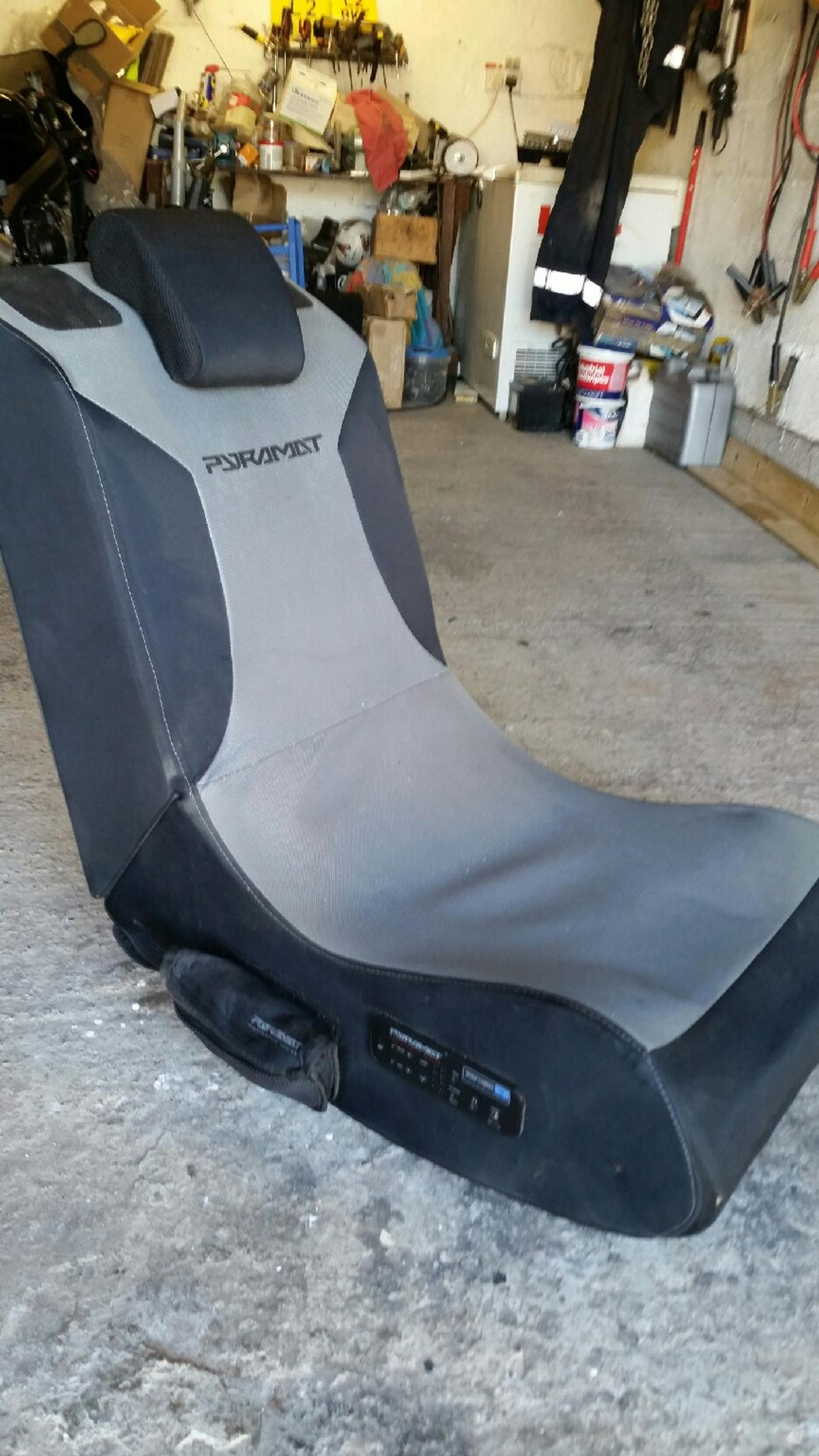 Fantastic Pyramat Pm 420 Wireless Gaming Chair In Pa4 Renfrew Fur 25 Gamerscity Chair Design For Home Gamerscityorg