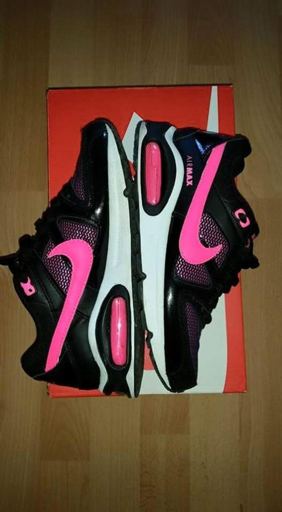 Nike Air Max Command Leather gr 38 grau pink in Berlin