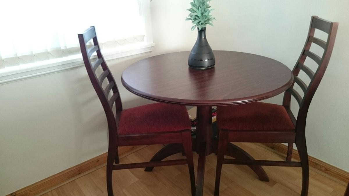 Miraculous John E Coyle Dining Table And 4 Chairs Bralicious Painted Fabric Chair Ideas Braliciousco