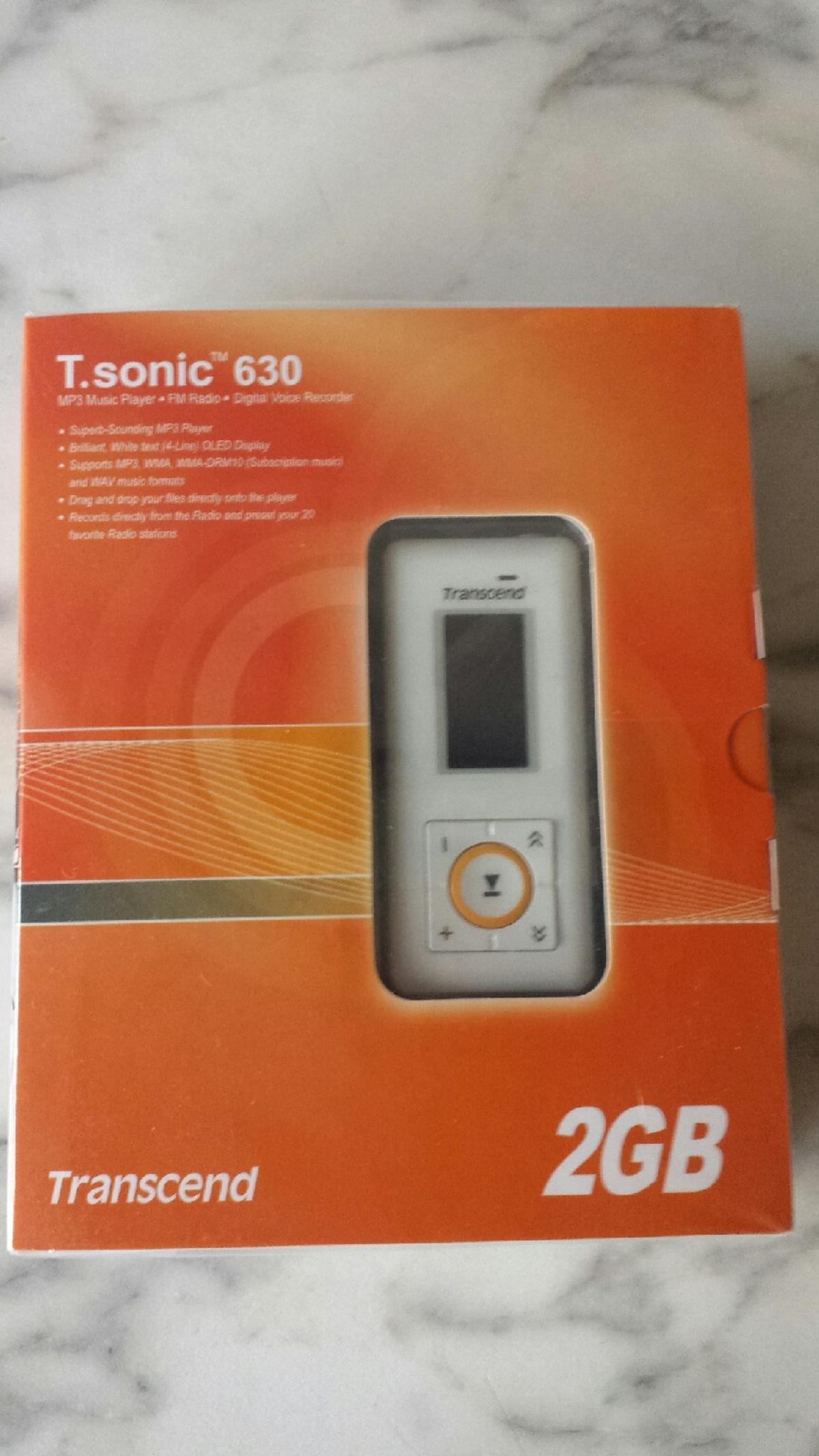 T Sonic 630 2GB MP3-Player