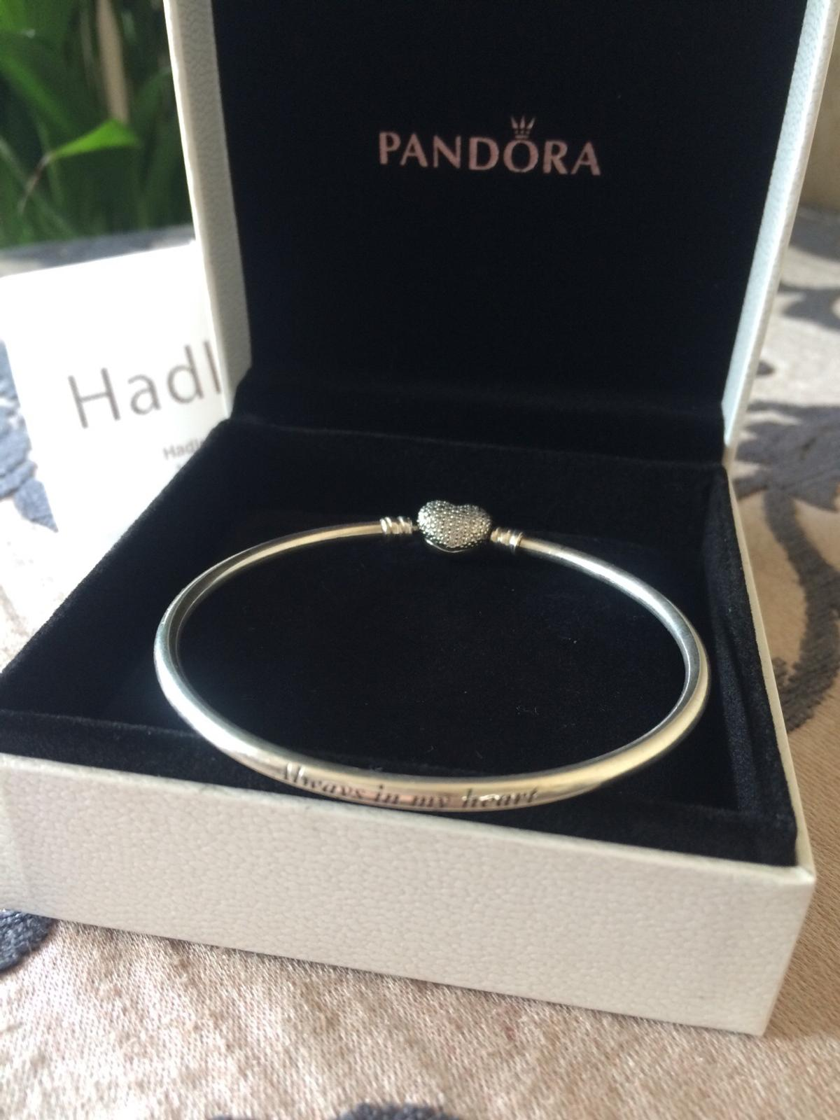 09bf75239 Pandora moments -always in my heart bangle in B43 Walsall for £50.00 ...