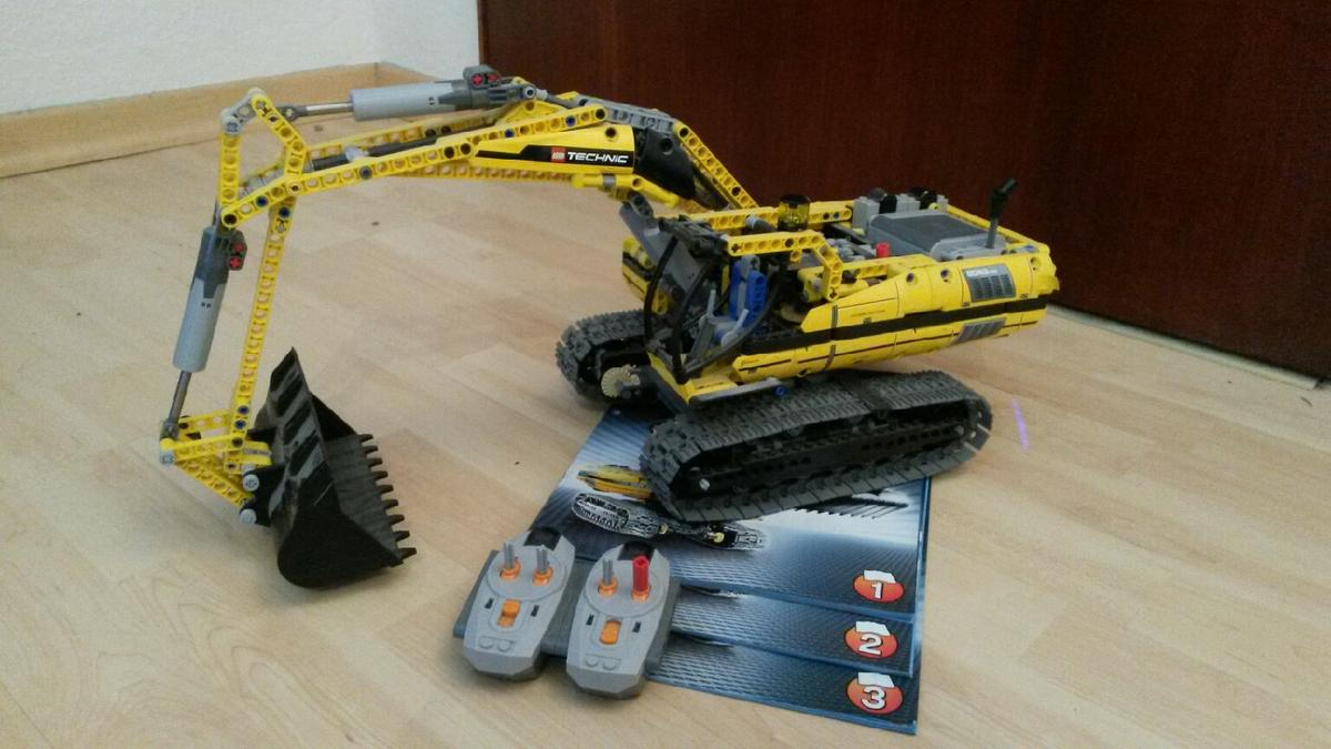 Lego Technic Bagger Nr 8043 In 56170 Bendorf For 12000 For Sale