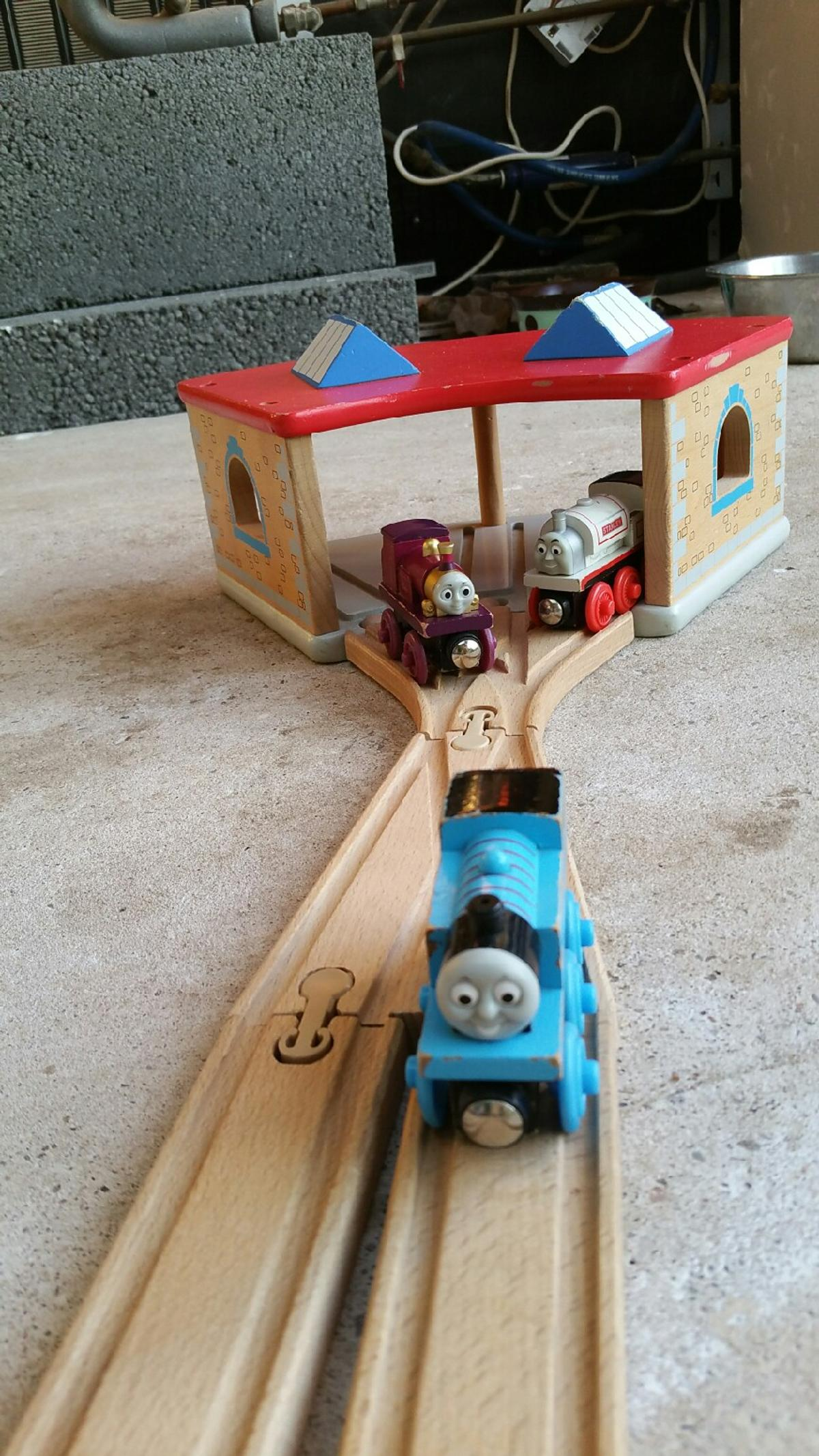 Thomas And Friends Wooden Set In B61 Bromsgrove For 1500 For Sale