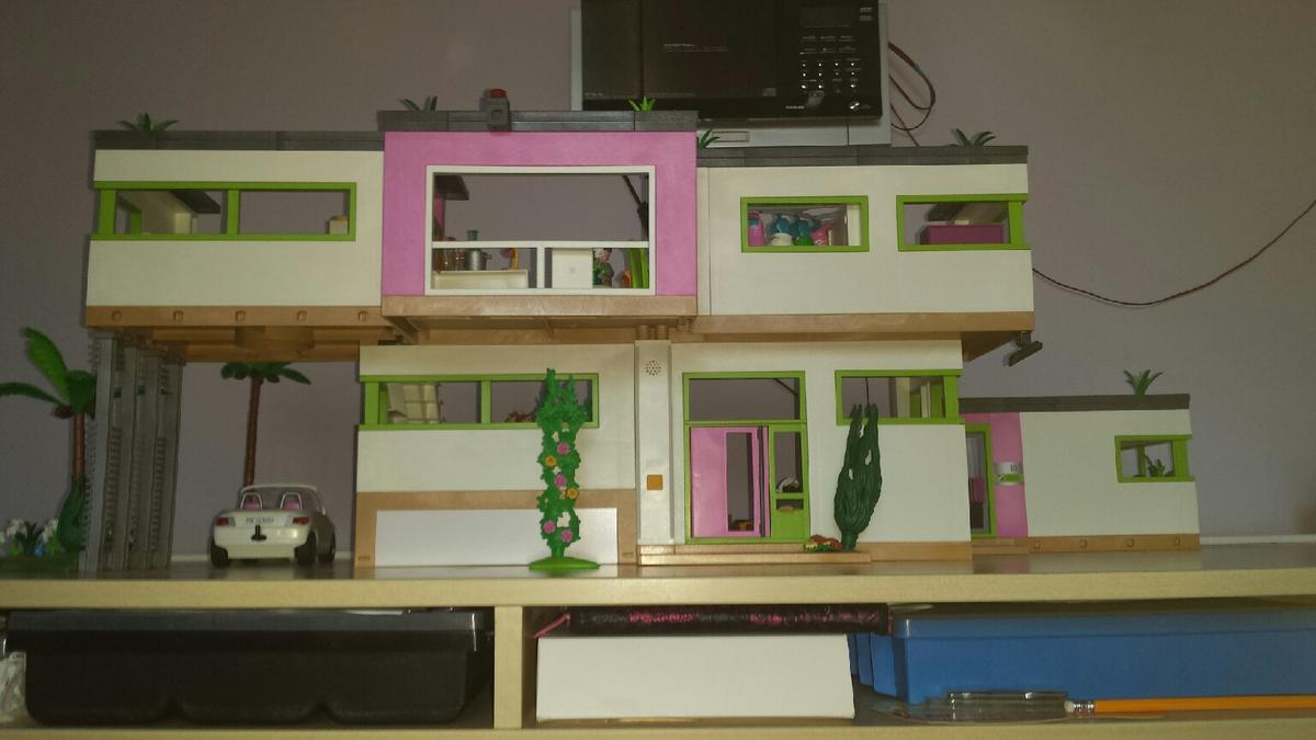 Playmobil Luxusvilla/Bungalow
